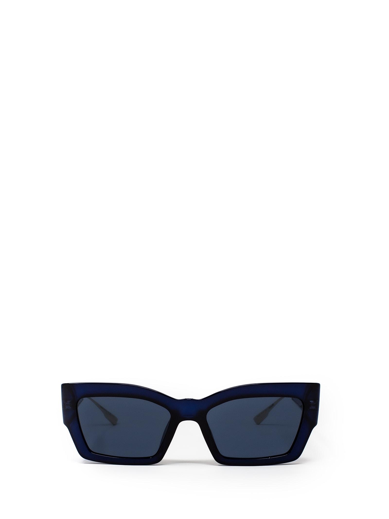 Dior CATSTYLEDIOR2 BLUE SUNGLASSES