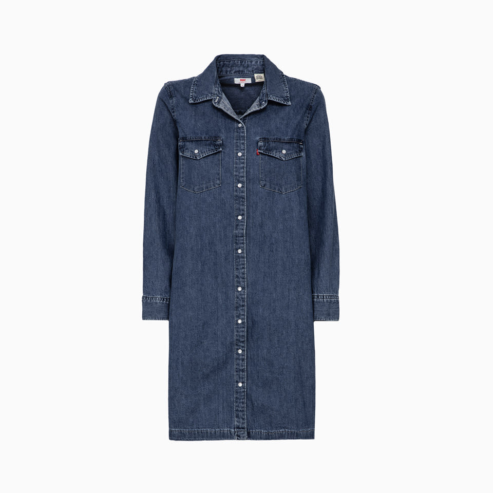 Buy Selma Dress 85793 0000 online, shop Levis with free shipping