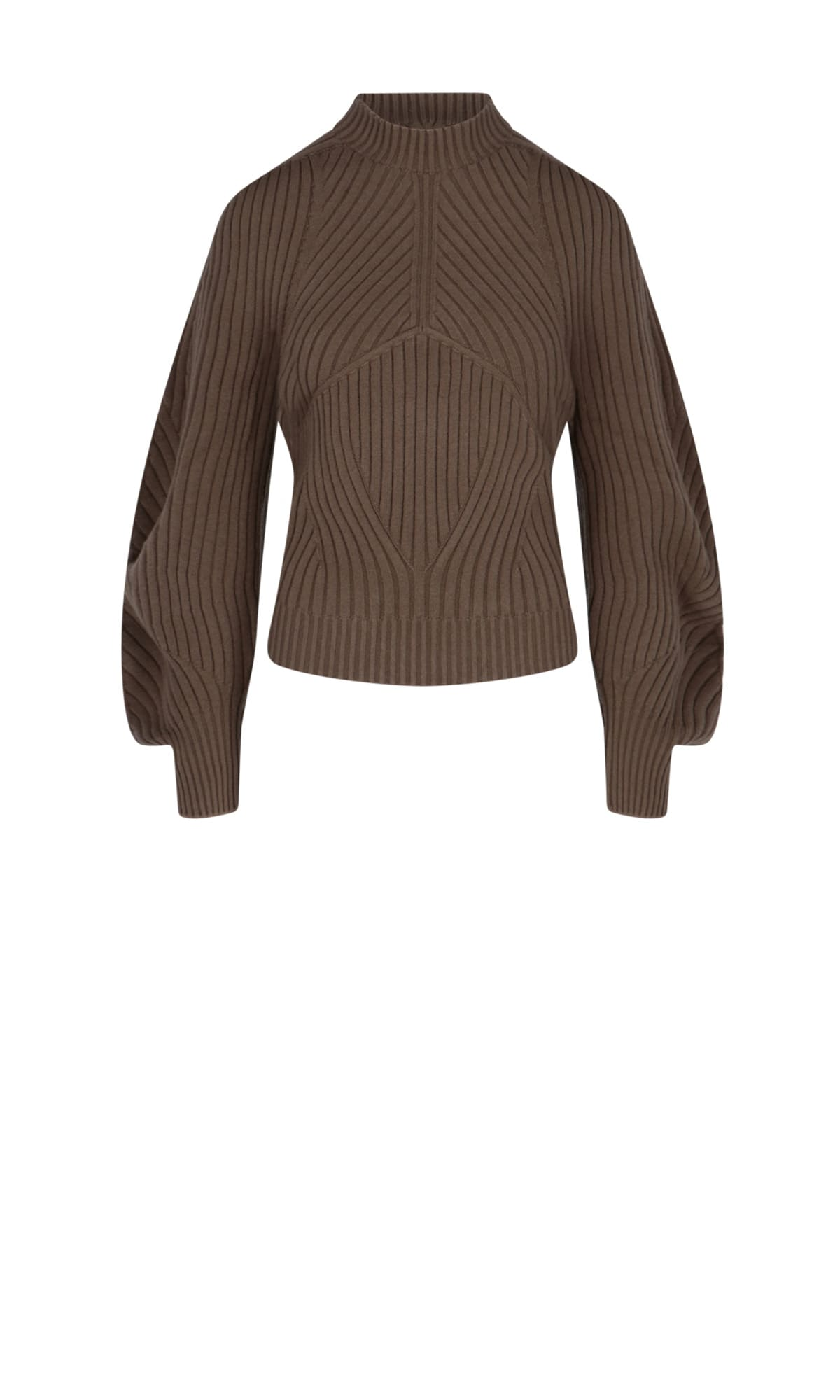 Low Classic RIBBED SWEATER