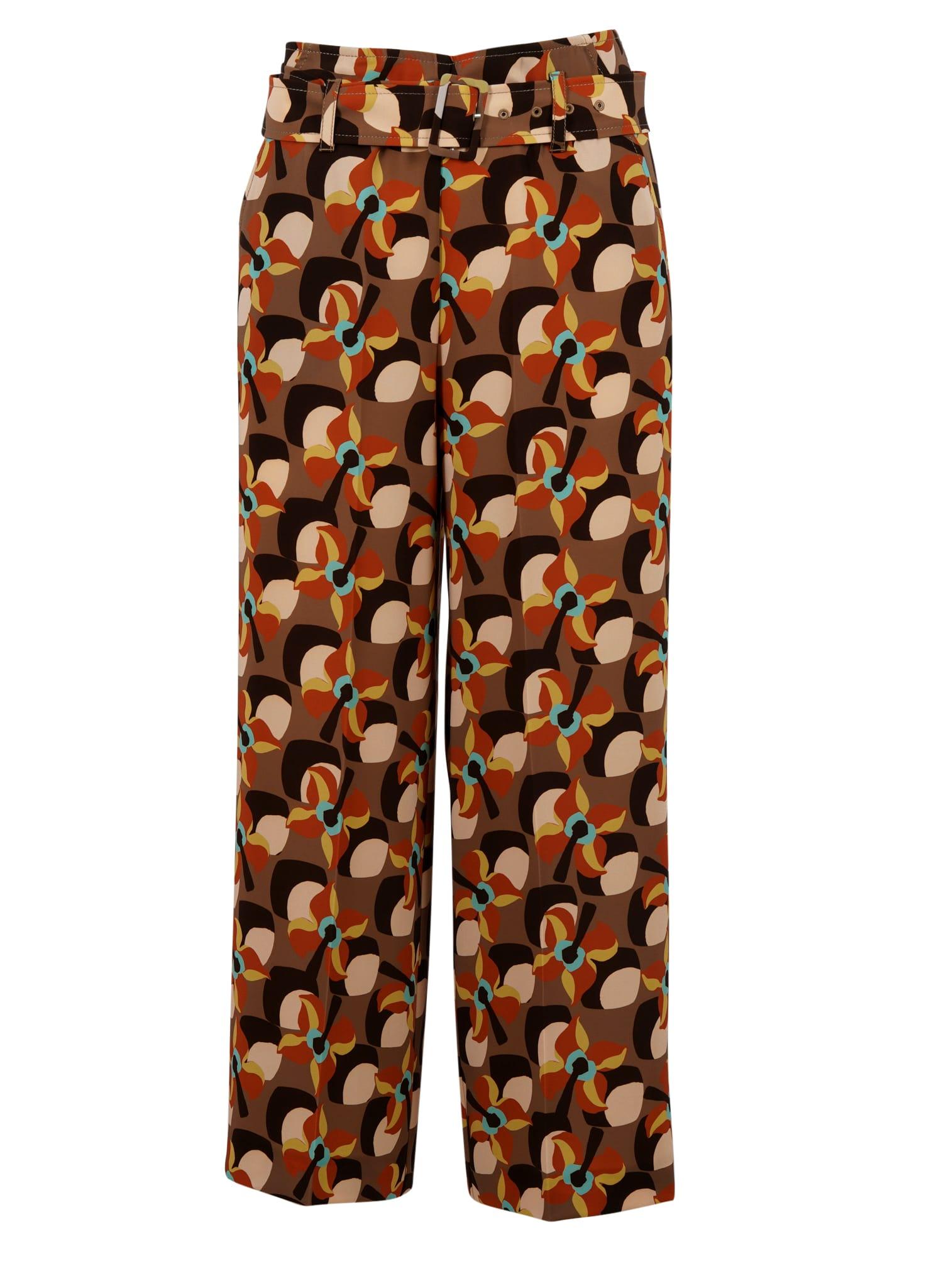 Pantaloni Wallpaper Trousers