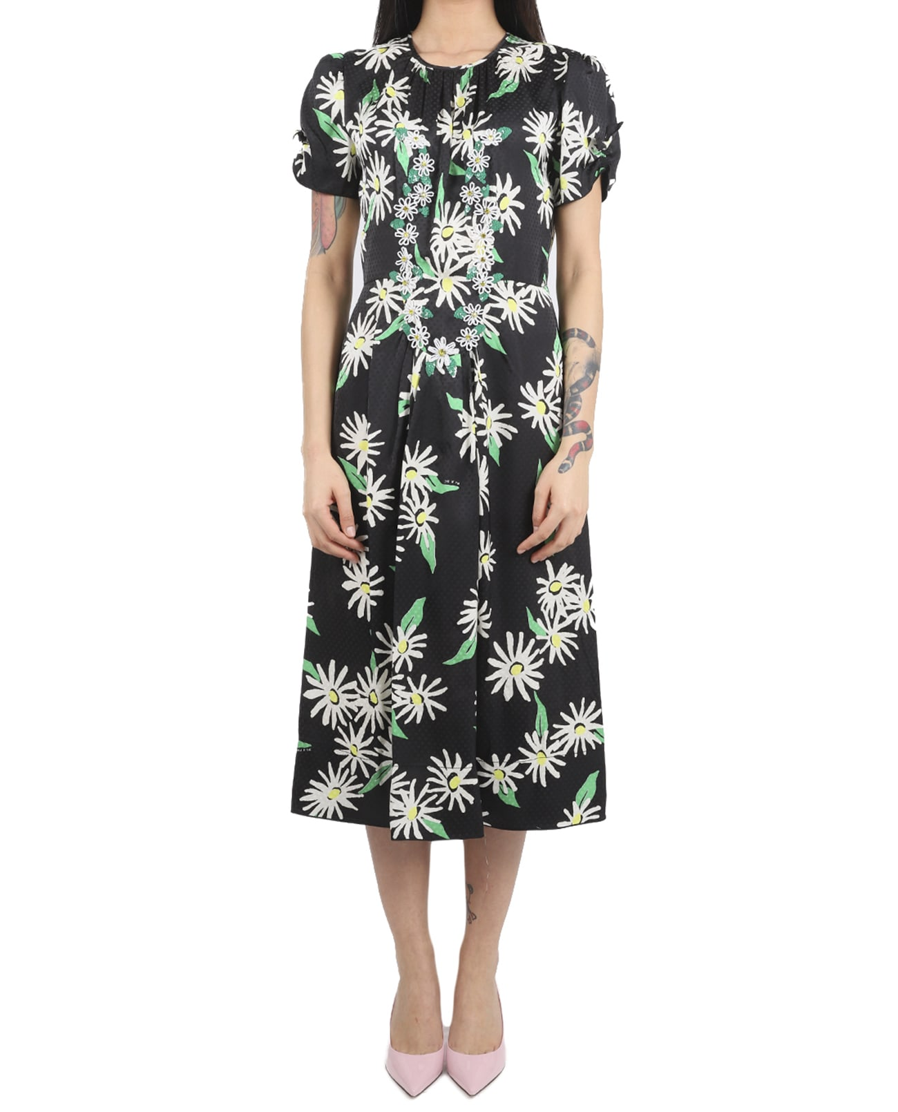 Buy Marc Jacobs Daisy Sofia Loves The 40s Dress online, shop Marc Jacobs with free shipping
