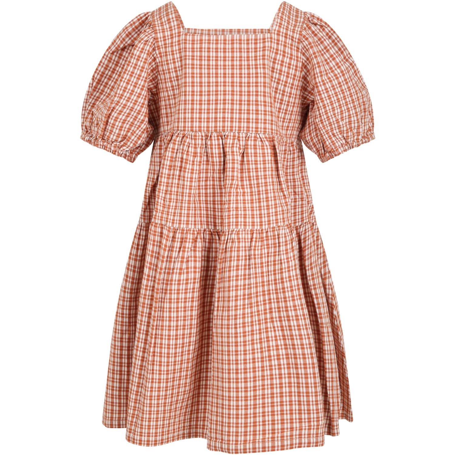 Buy The New Society Multicolor arlette Dress For Girl online, shop The New Society with free shipping