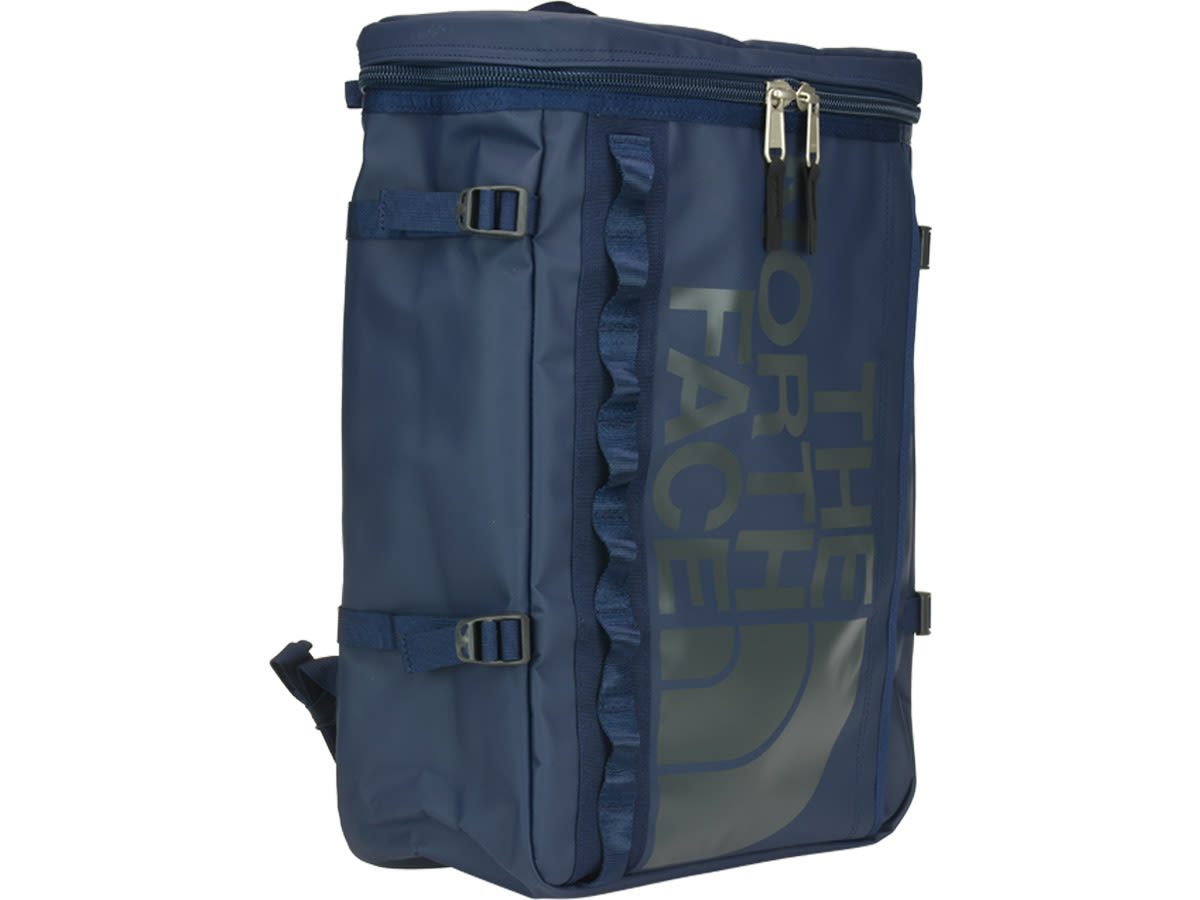 the north face base camp fuse box backpack - navy