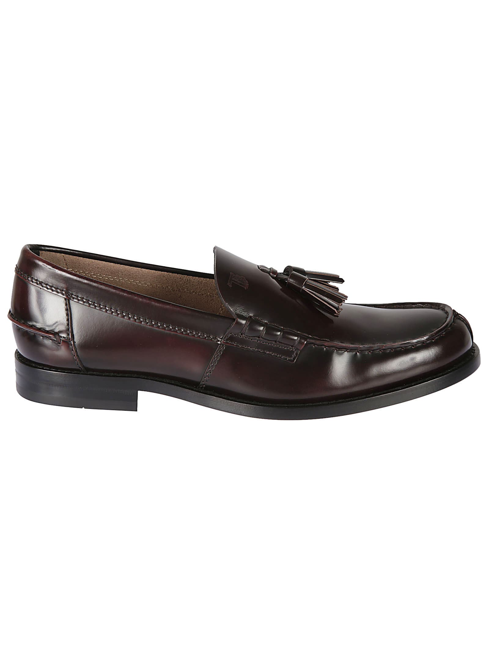 Tods Tassel Loafers