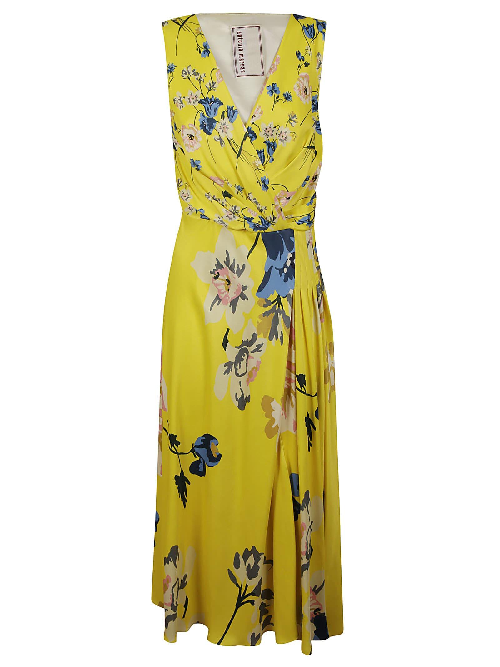 Buy Antonio Marras Fantasy Dress online, shop Antonio Marras with free shipping