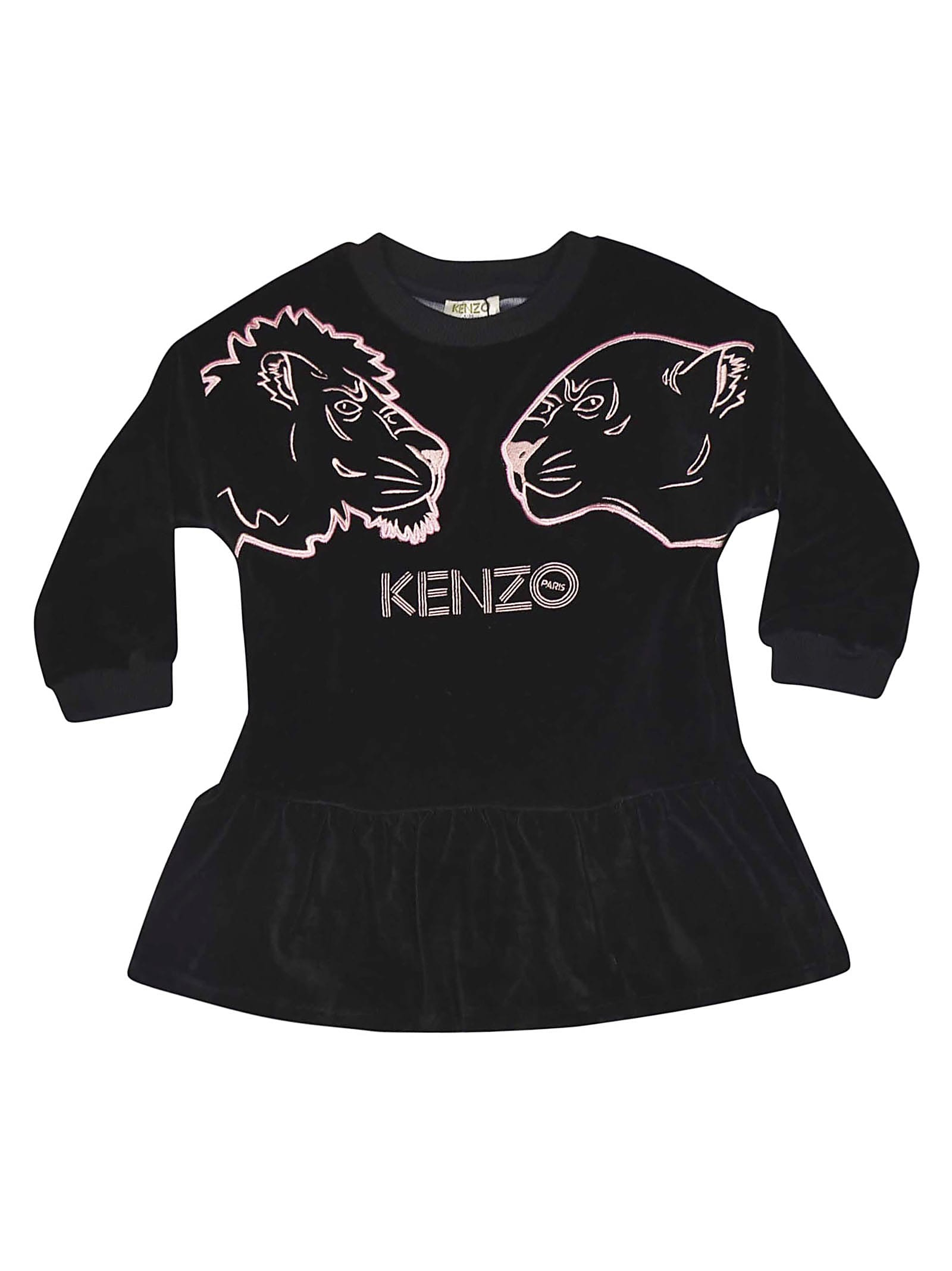Kenzo Kids Tiger Dress
