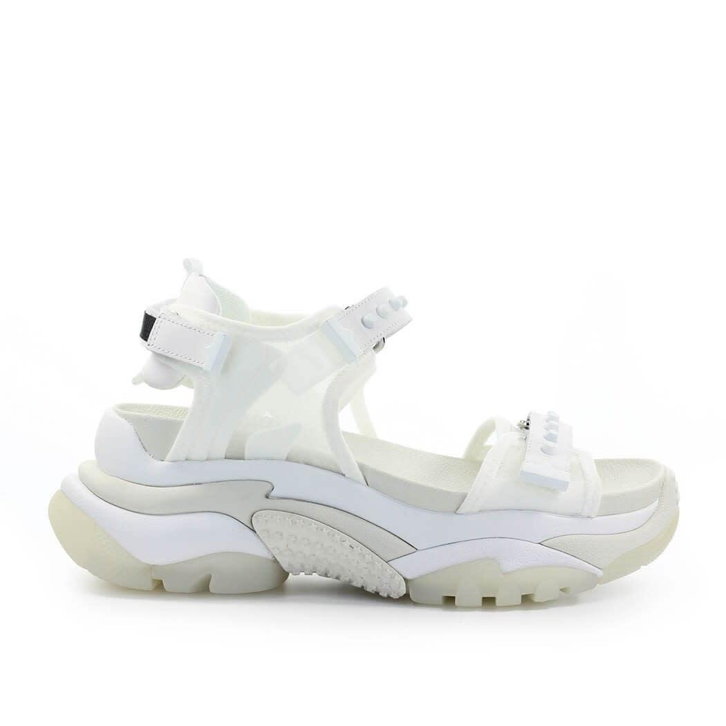 Ash Sandals ACE WHITE SANDAL