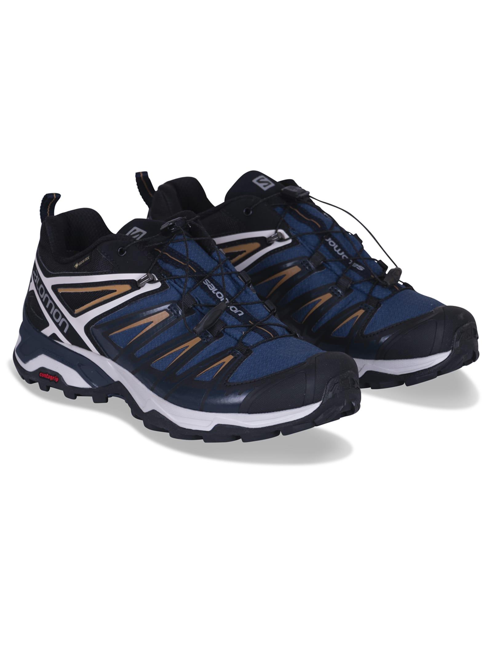 sports shoes ab6de 35a7c Best price on the market at italist | Salomon X Ultra 3 Gtx - Sargasso  Sea/dark Sapphire/bistre