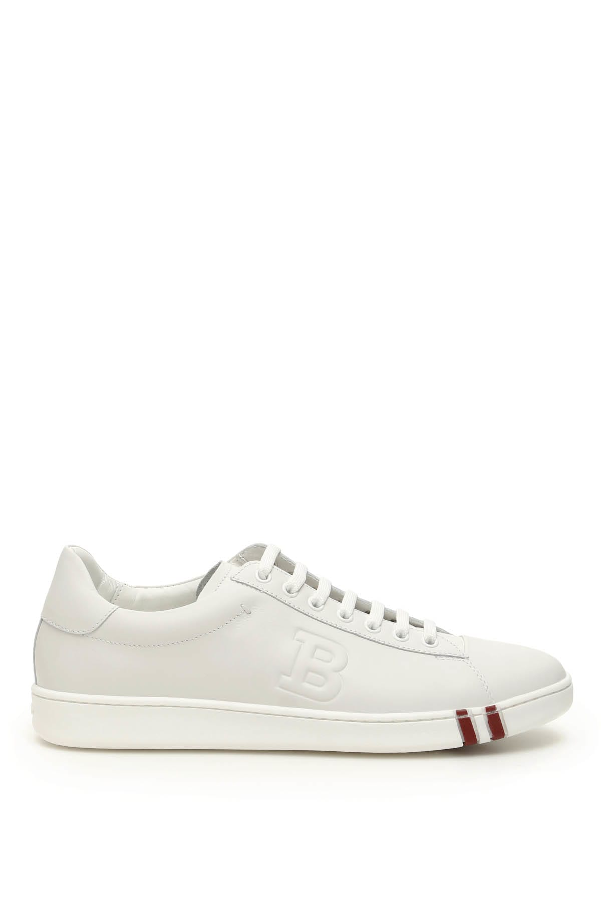 Bally Leathers ASHER LEATHER SNEAKERS