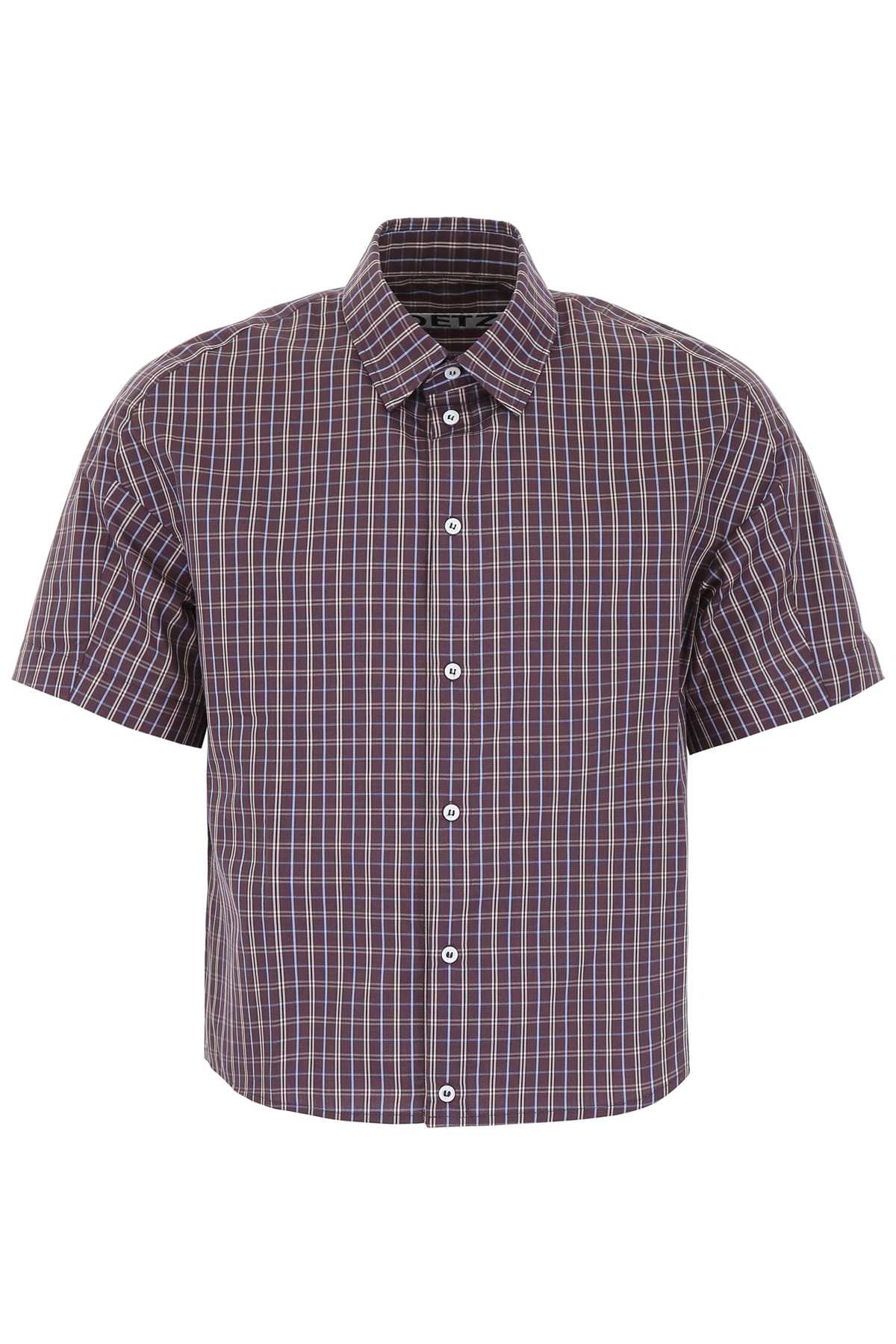 Boxy Fit Shirt