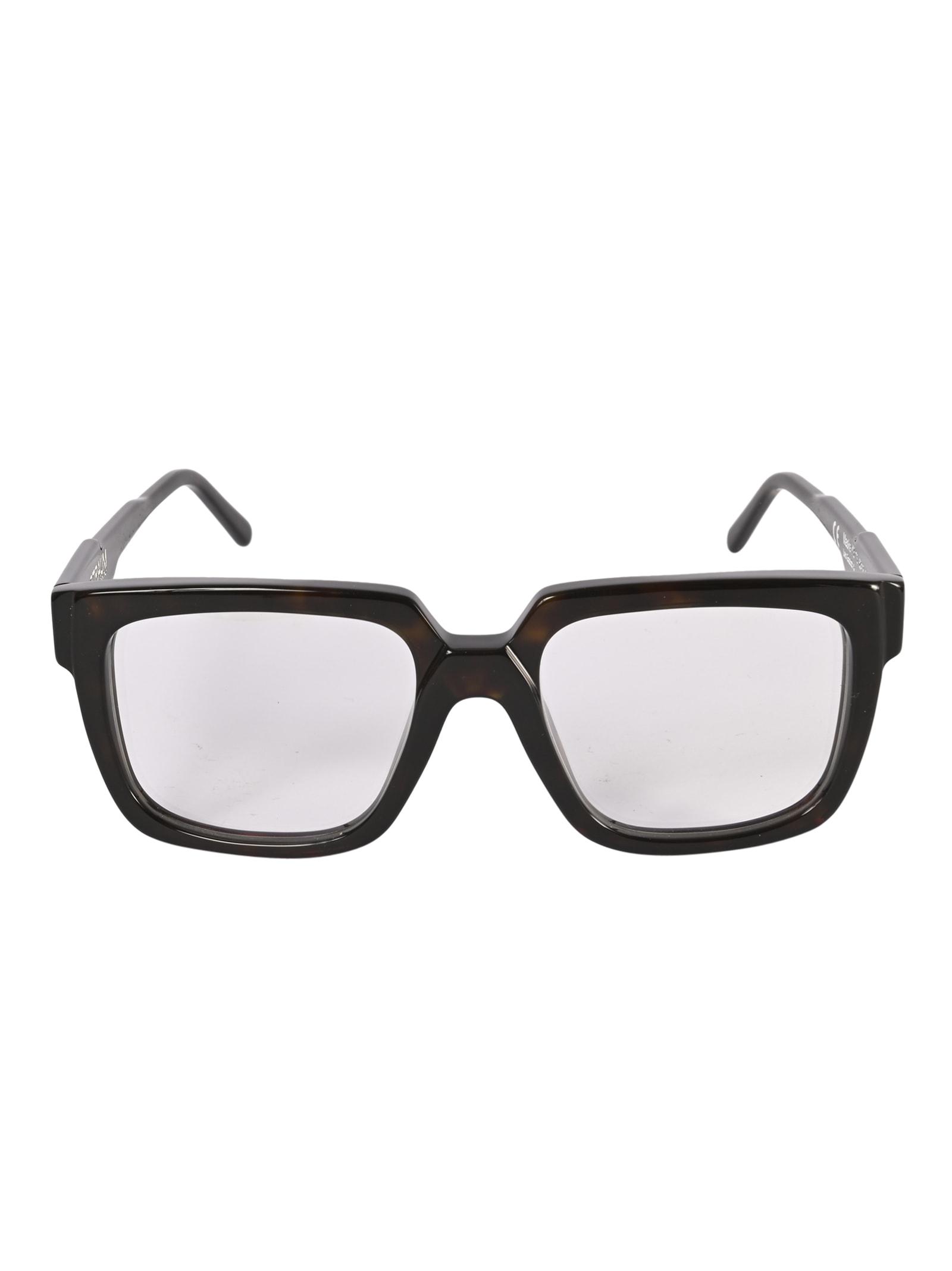 Kuboraum Opticals SQUARE CLASSIC FRAME GLASSES