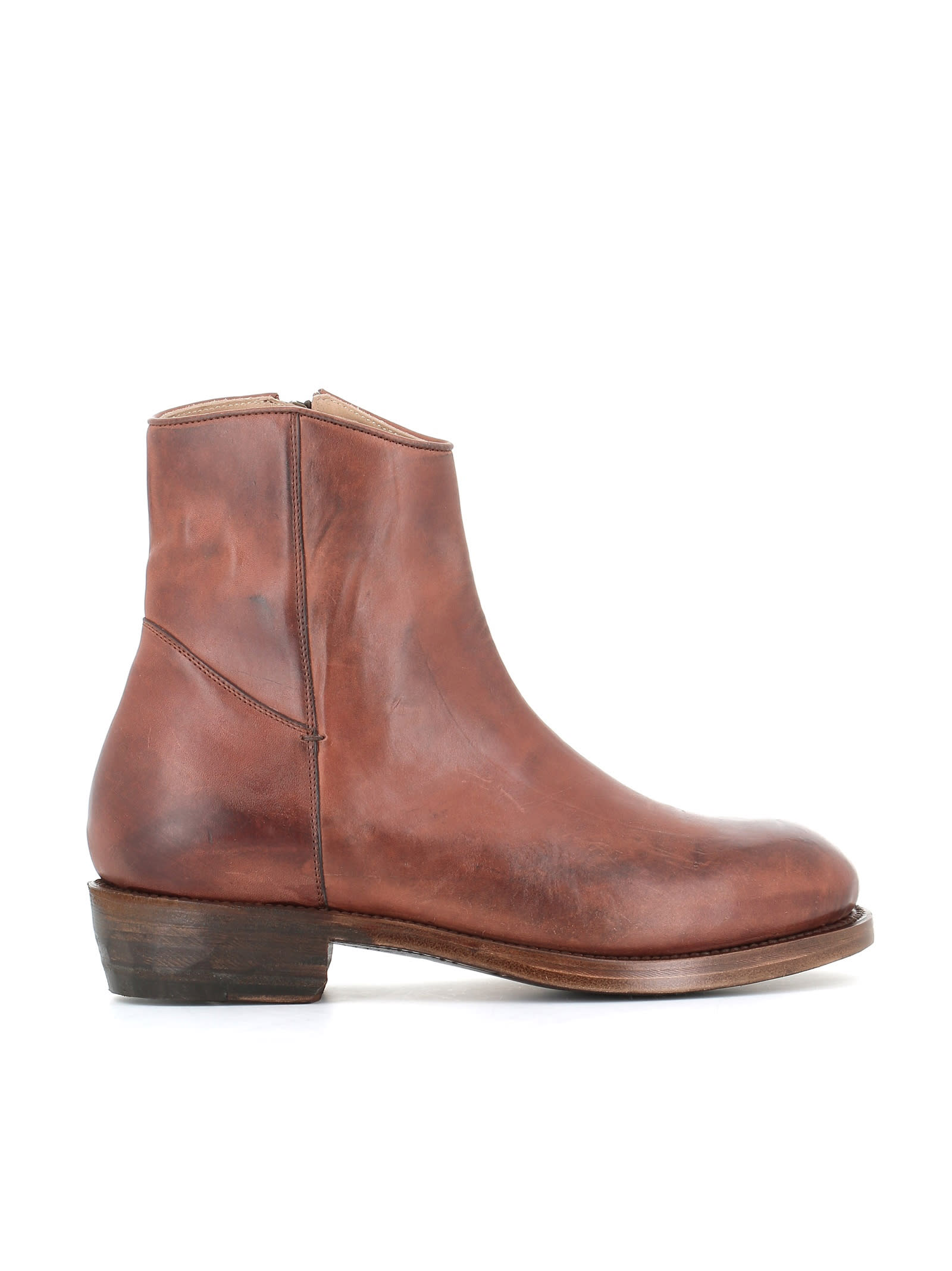 Ankle Racers Boot