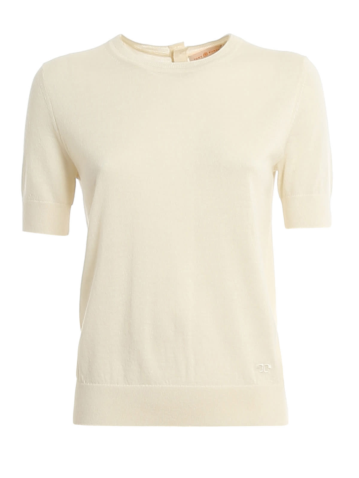 Tory Burch Short Sleeve Iberia Pullover