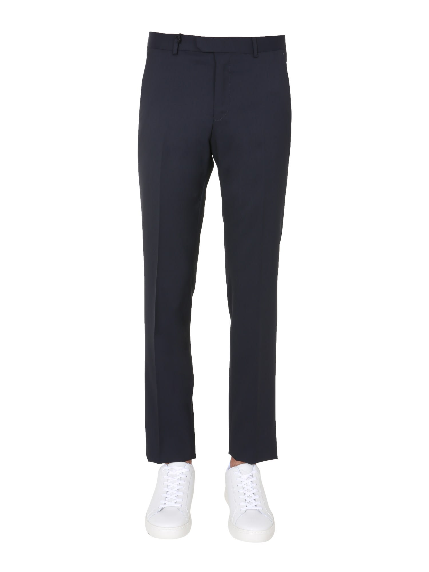 Z Zegna REGULAR FIT TROUSERS