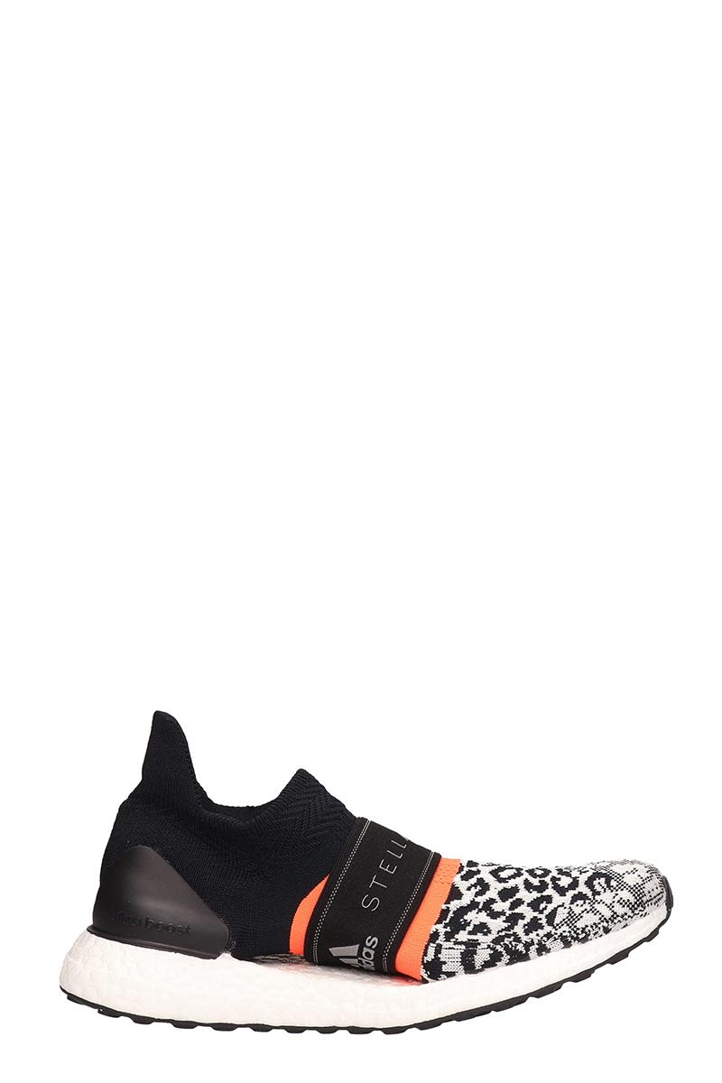 Adidas by Stella McCartney Black Technical Fabric Ultra Boost X 3 Sneakers  Rabatt bekommen