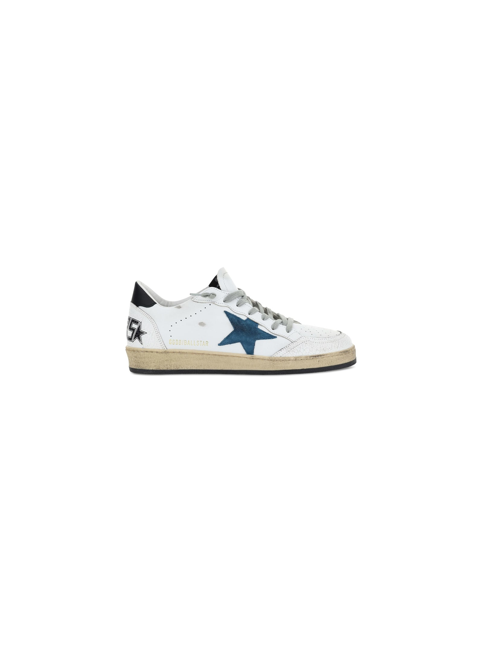 Golden Goose Leathers BALLSTAR SNEAKERS