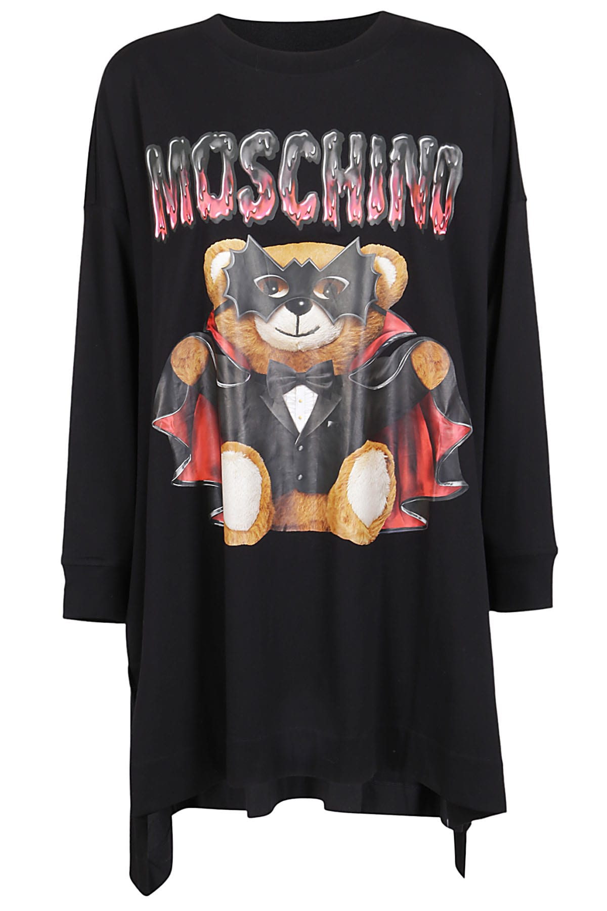 Buy Moschino Bat Teddy Dress online, shop Moschino with free shipping