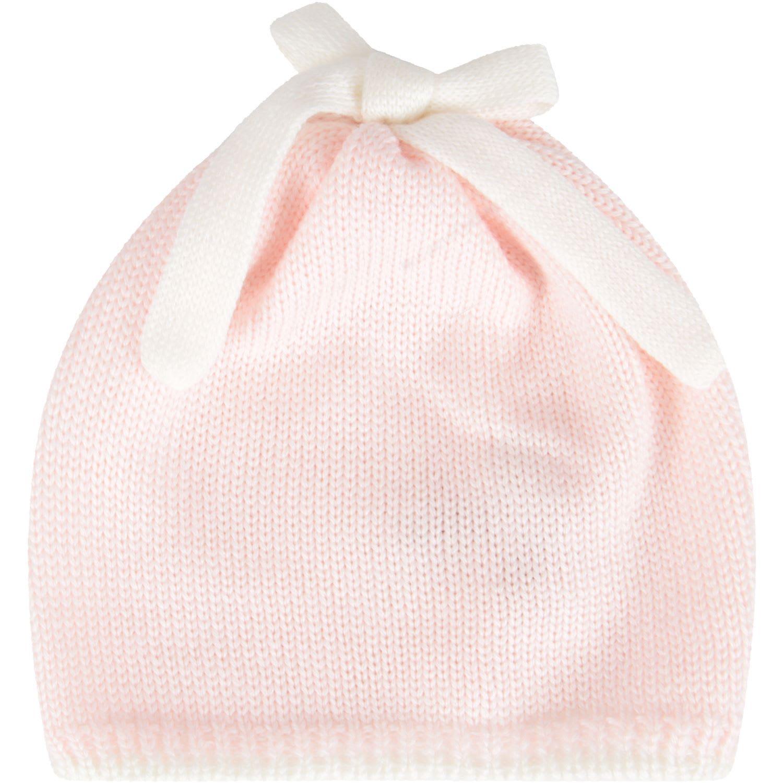 Multicolr Hat For Baby Girl