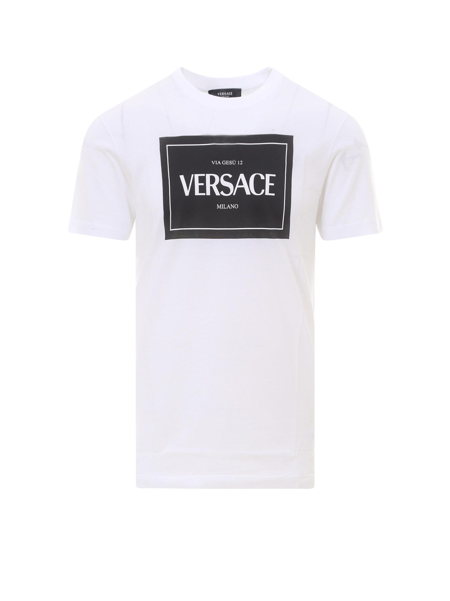 Versace Cottons T-SHIRT