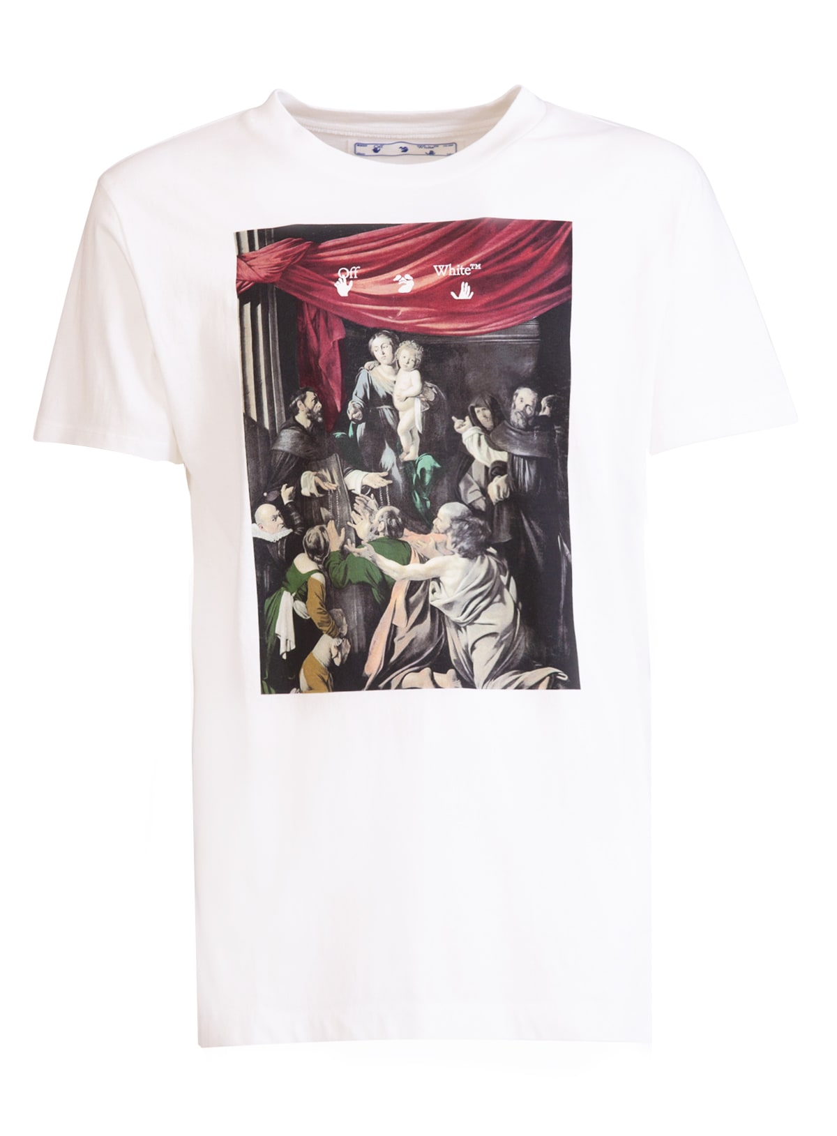 Off-white Caravaggio Painting T-shirt