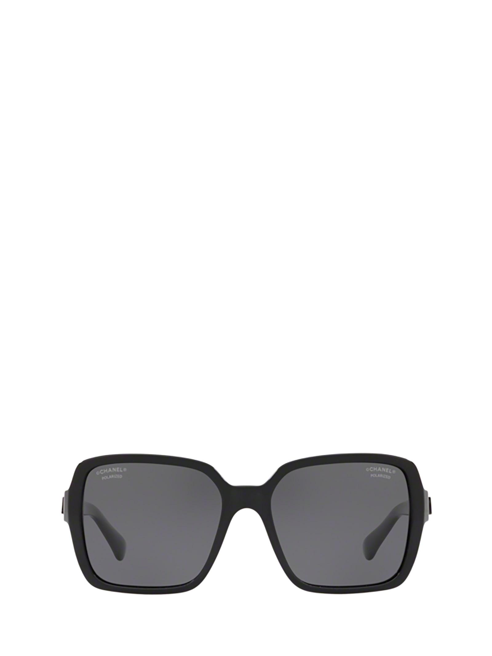 Chanel Chanel Ch5408 Black Sunglasses