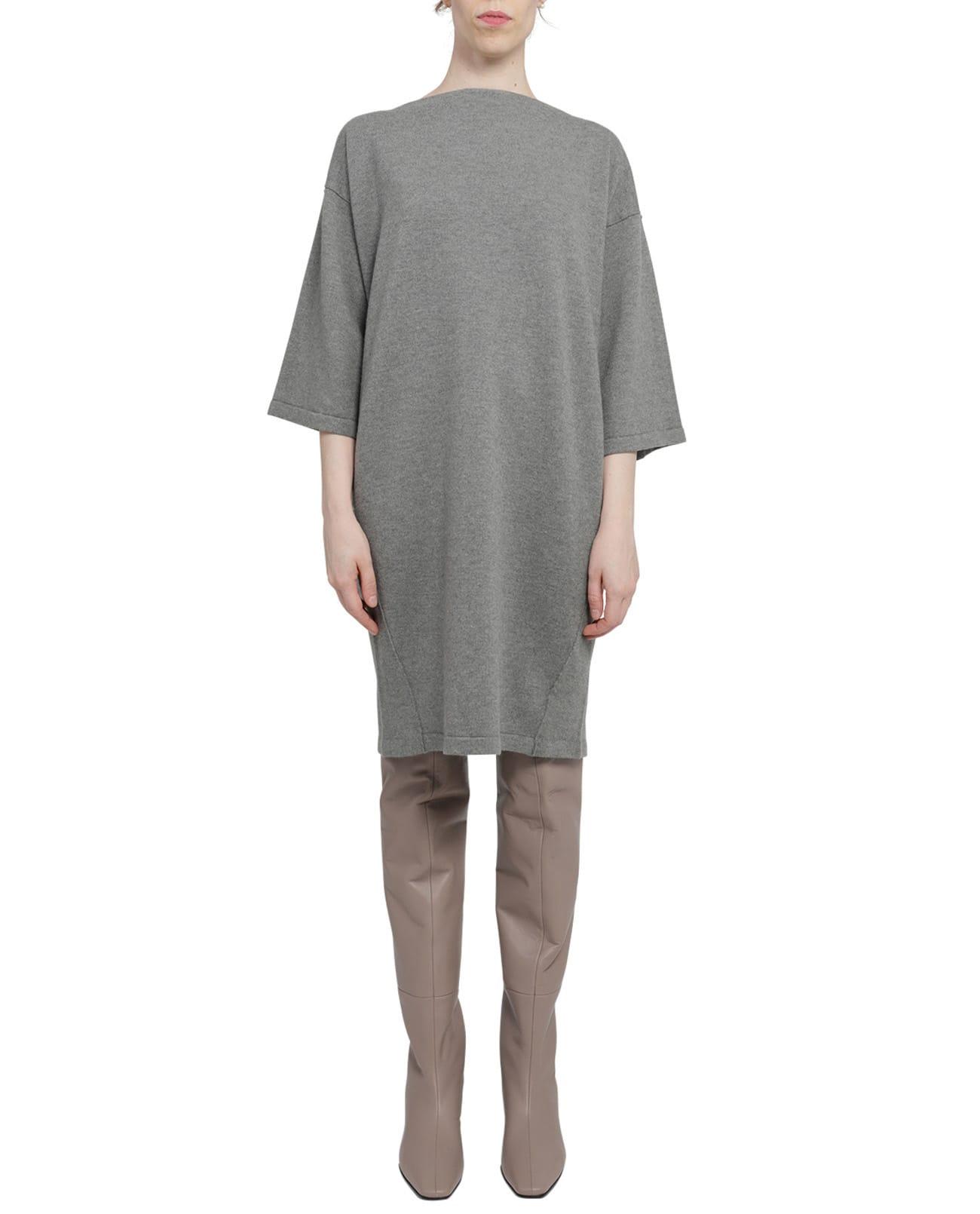 Portofino Light Grey Dress