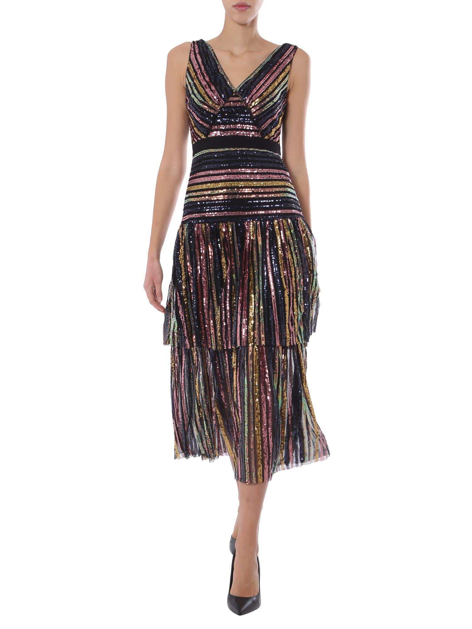 Buy self-portrait Midi Dress online, shop self-portrait with free shipping