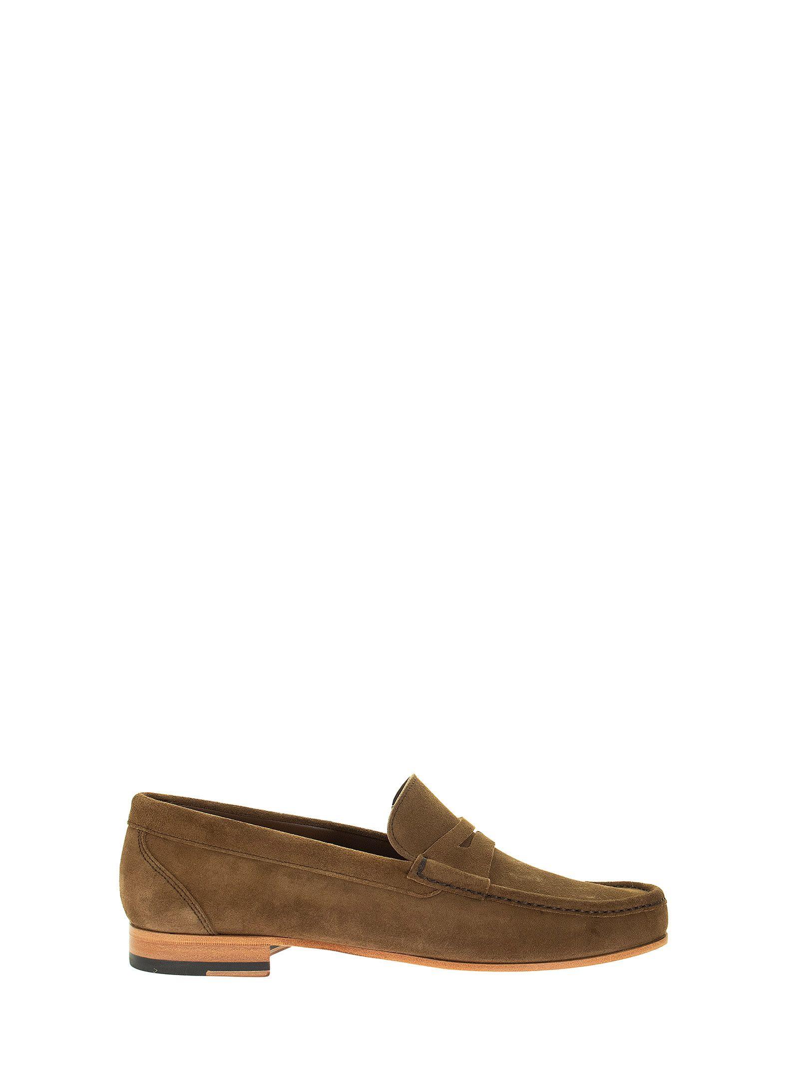 1707 Suede Loafer