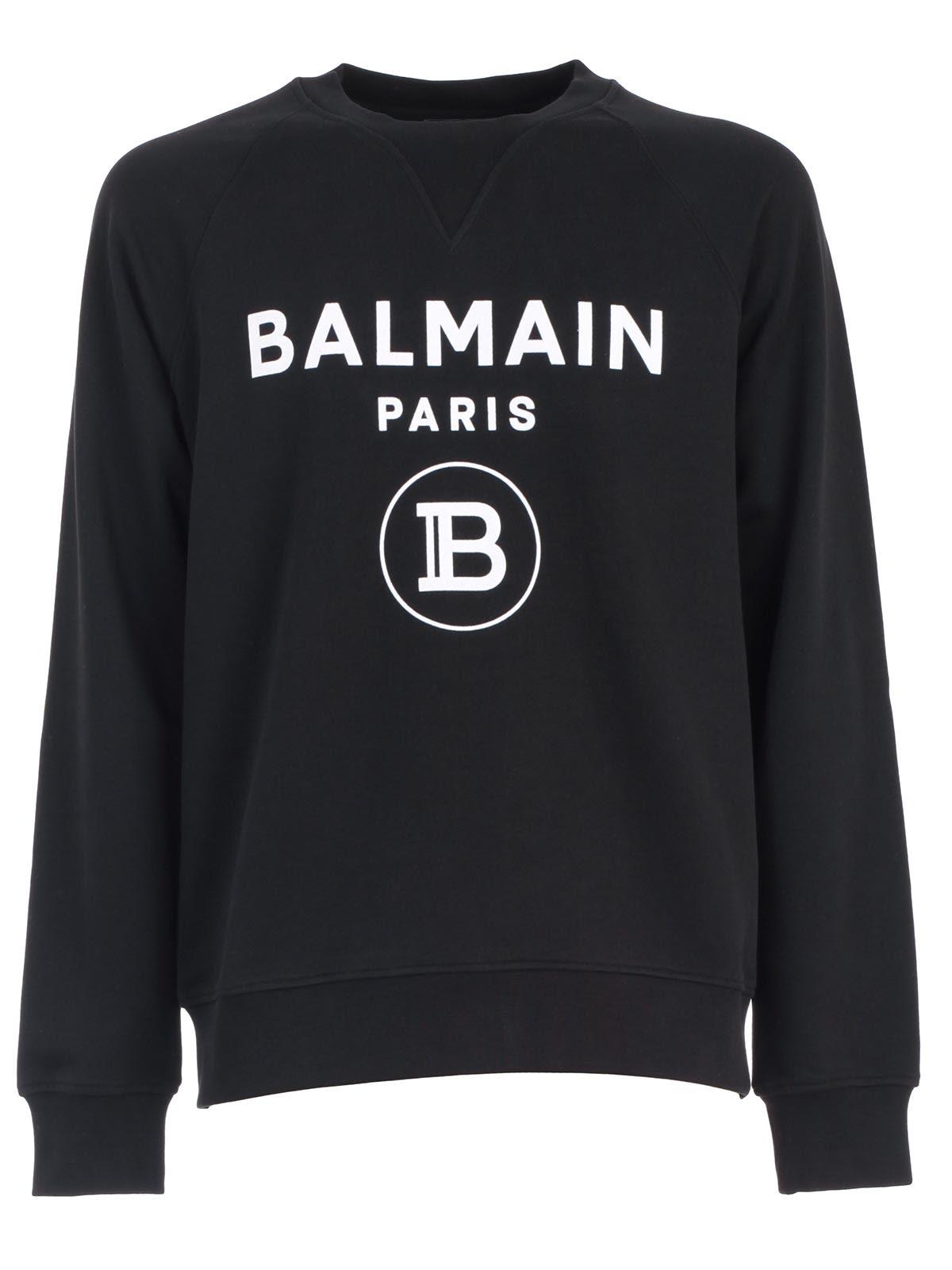 Balmain Flock Sweater