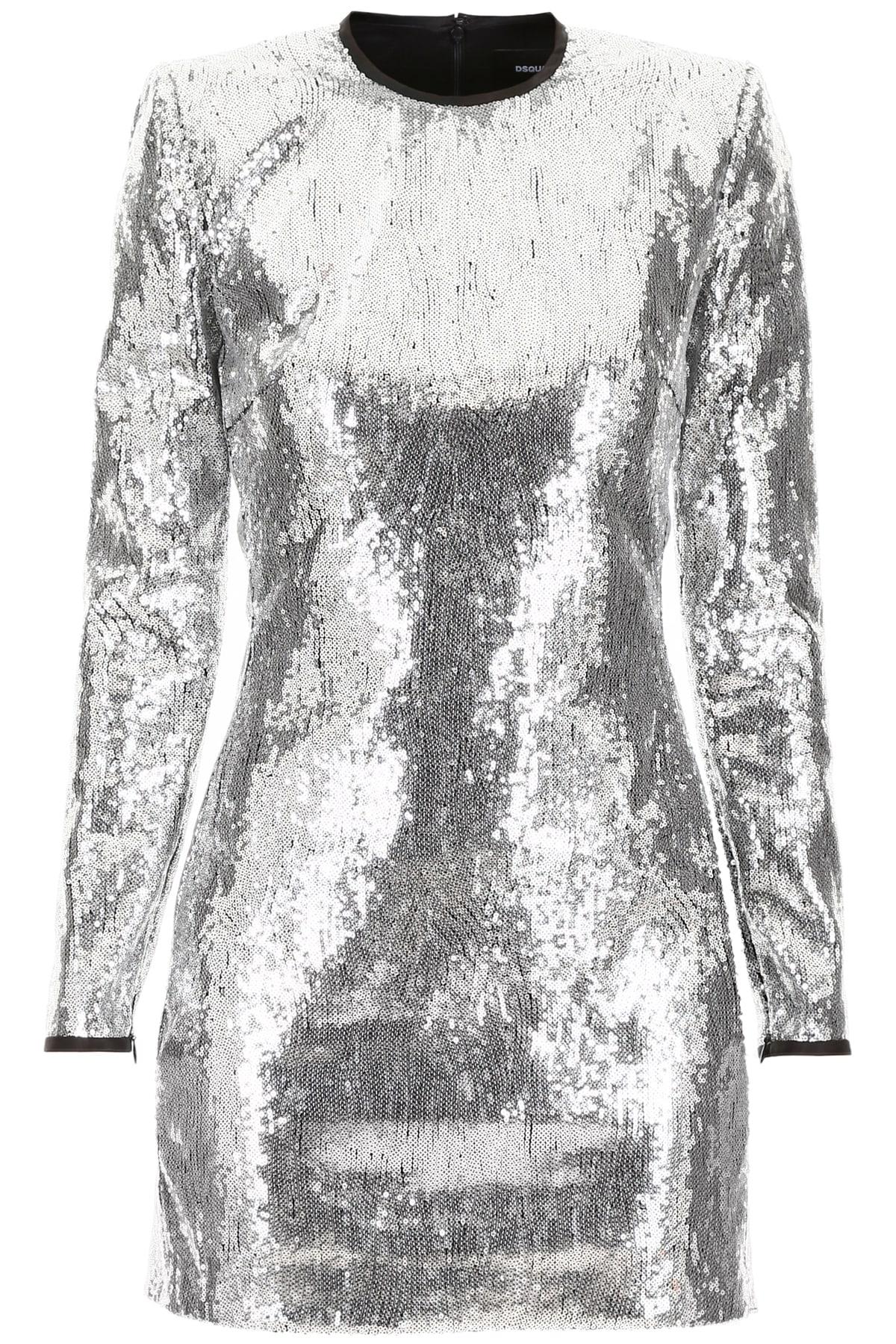 Dsquared2 Sequins Dress