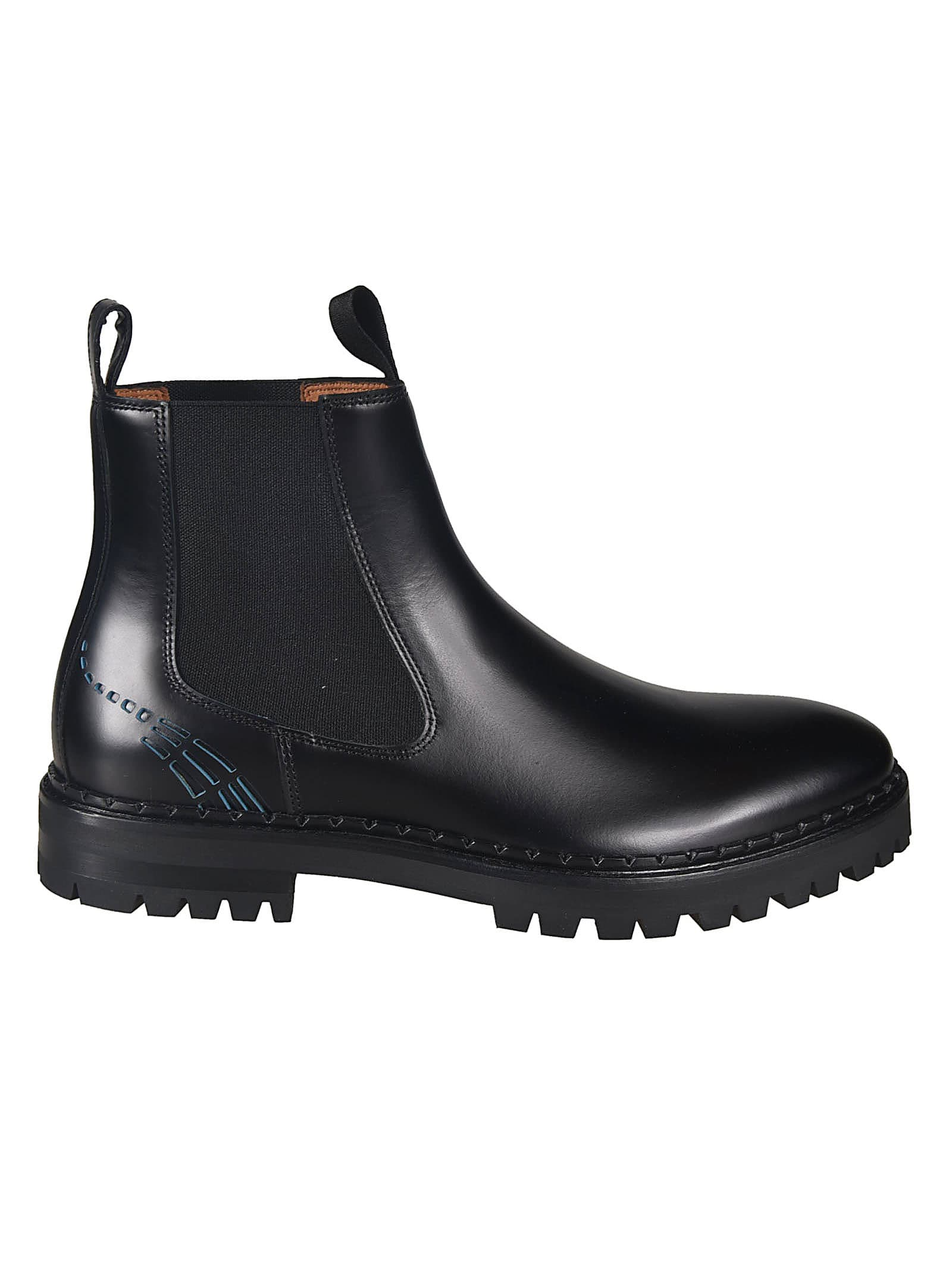 Lanvin Chelsea Ankle Boots