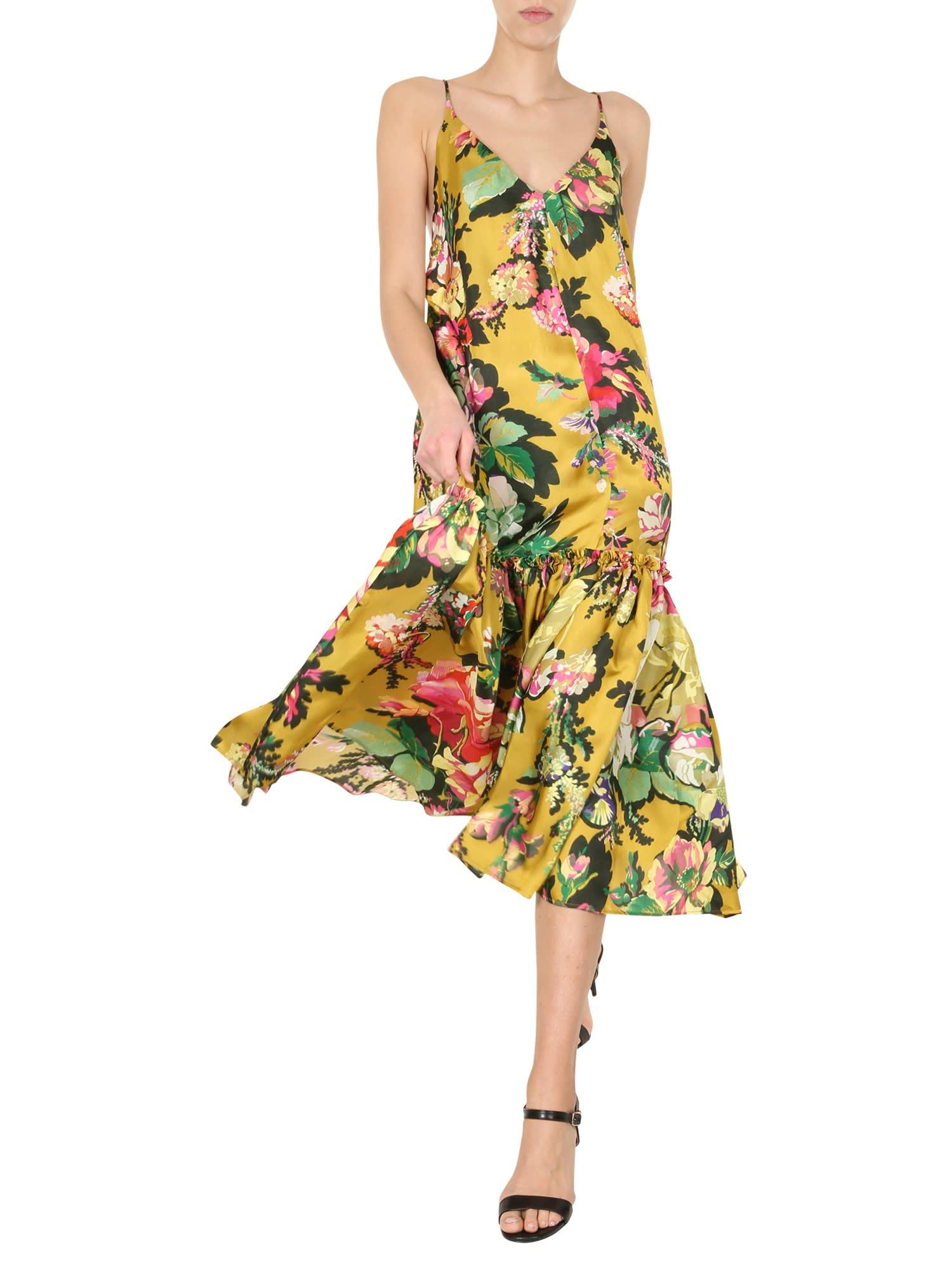 Buy Dries Van Noten Diba Bis Dress online, shop Dries Van Noten with free shipping