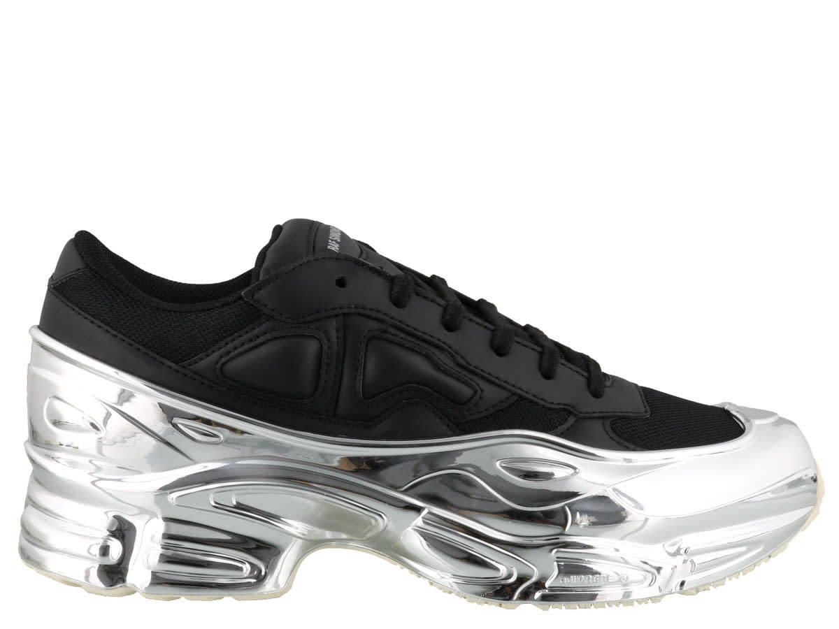 brand new 04a42 ceb69 Adidas By Raf Simons Ozweego Sneakers