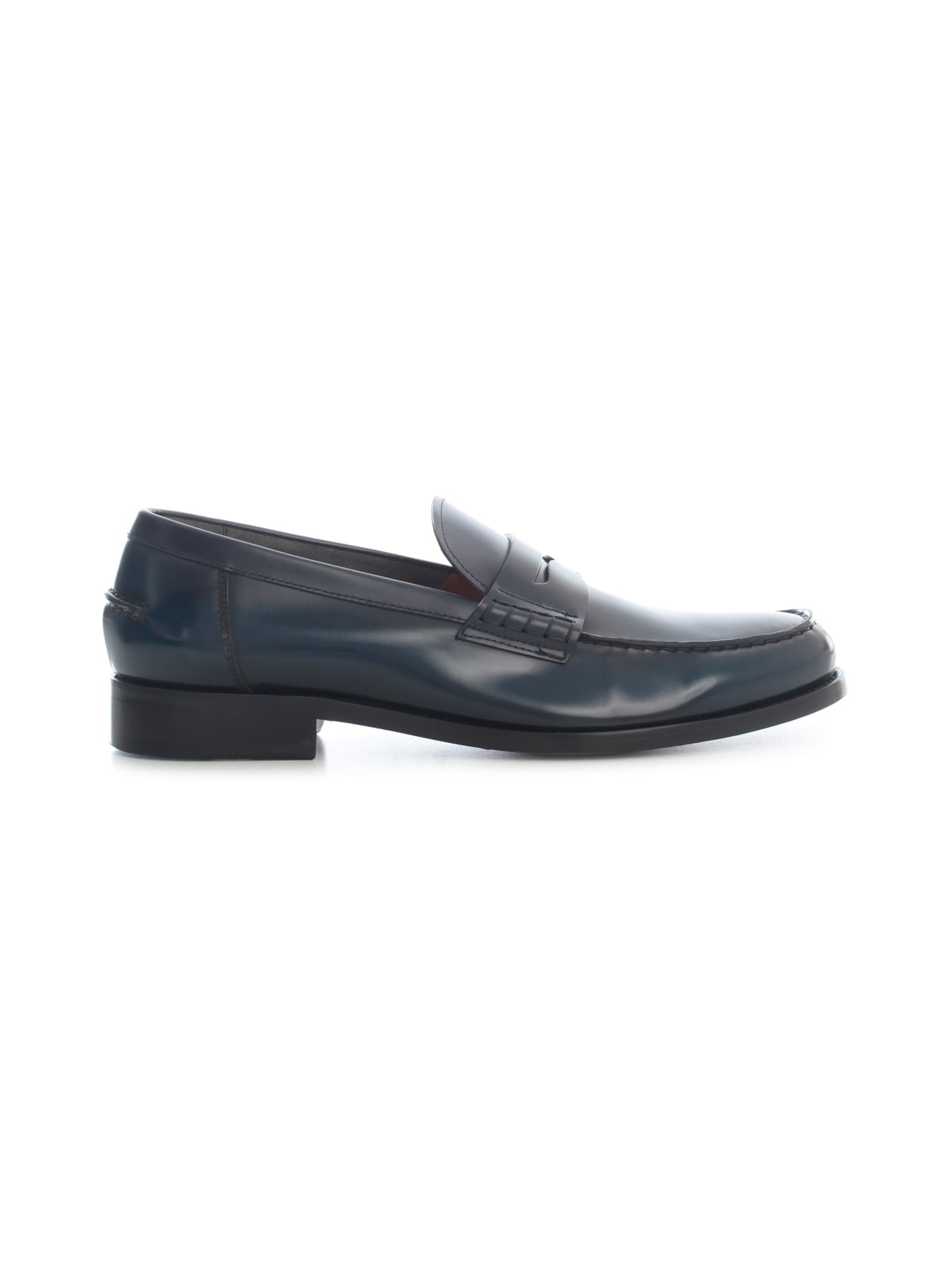 Doucal's HORSE PENNY LOAFERS