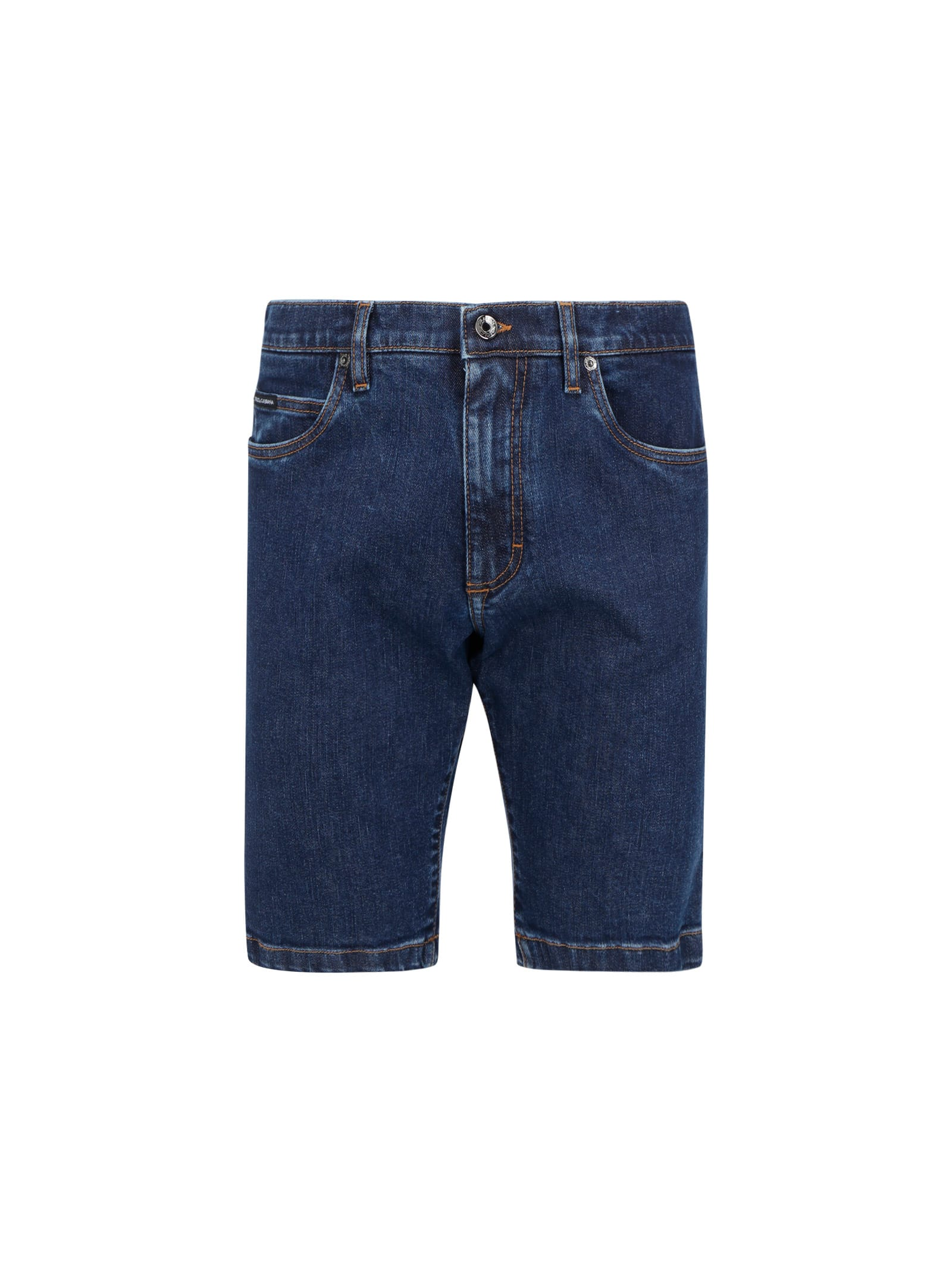 Dolce & Gabbana BERMUDA DENIM SHORT