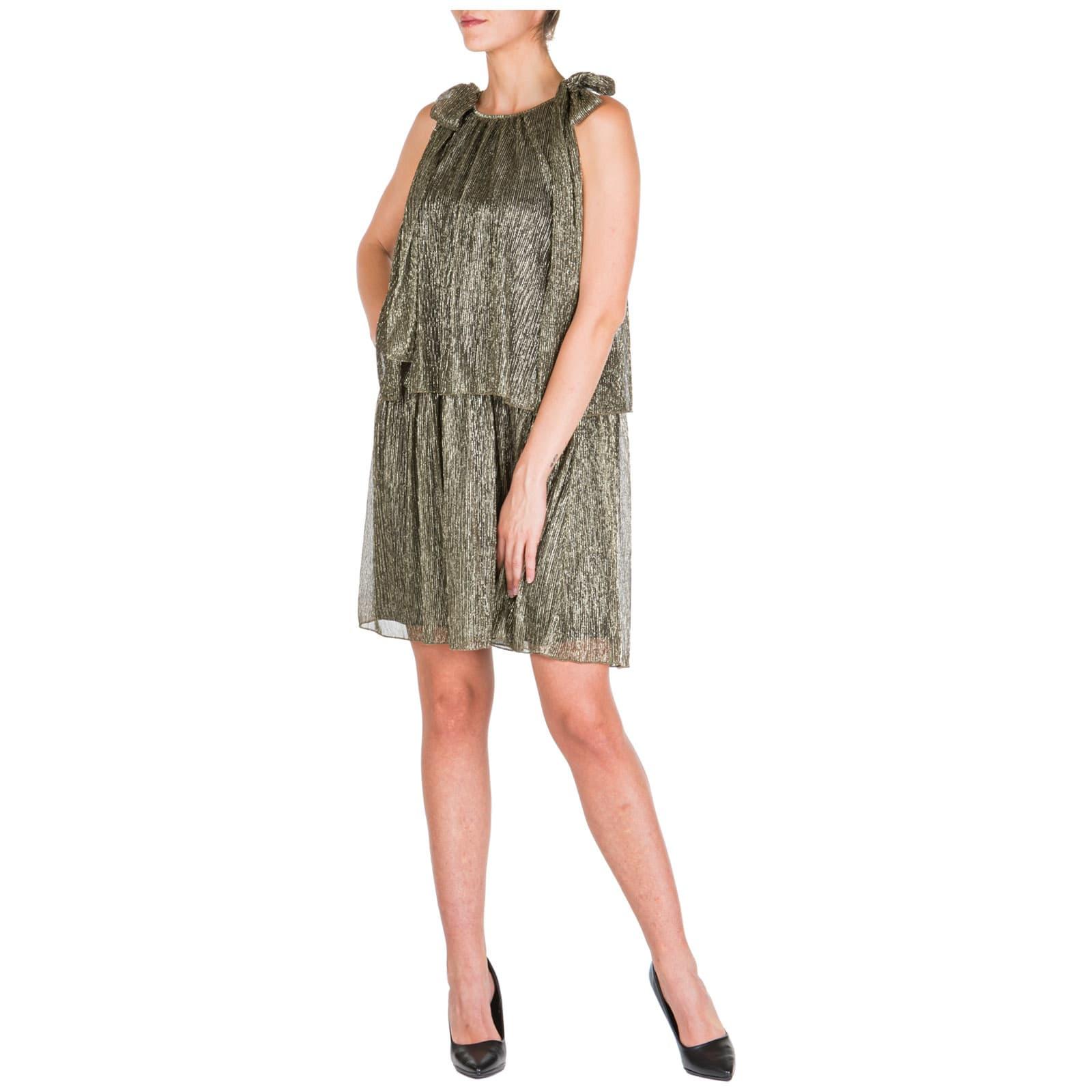 Be Blumarine Short Mini Dress Sleeveless