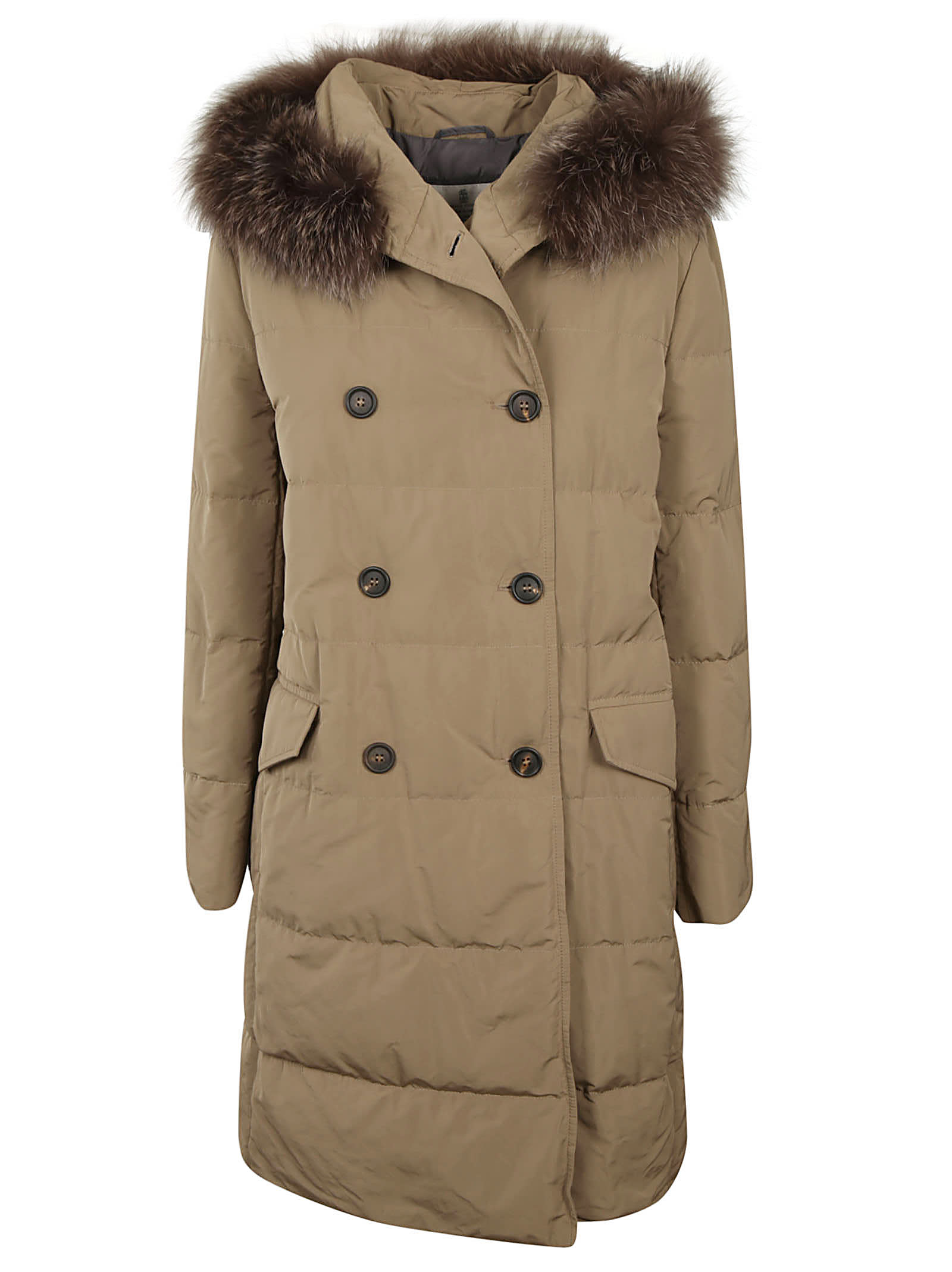 Brunello Cucinelli Padded Down Jacket