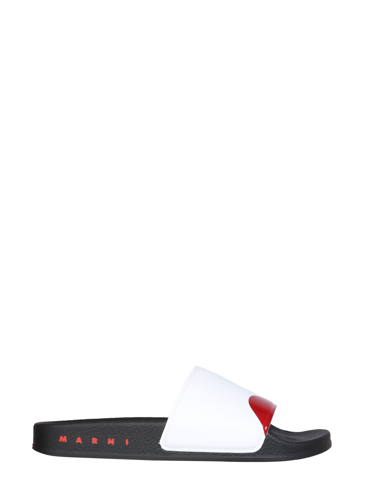 Buy Marni Slide Sandals online, shop Marni shoes with free shipping