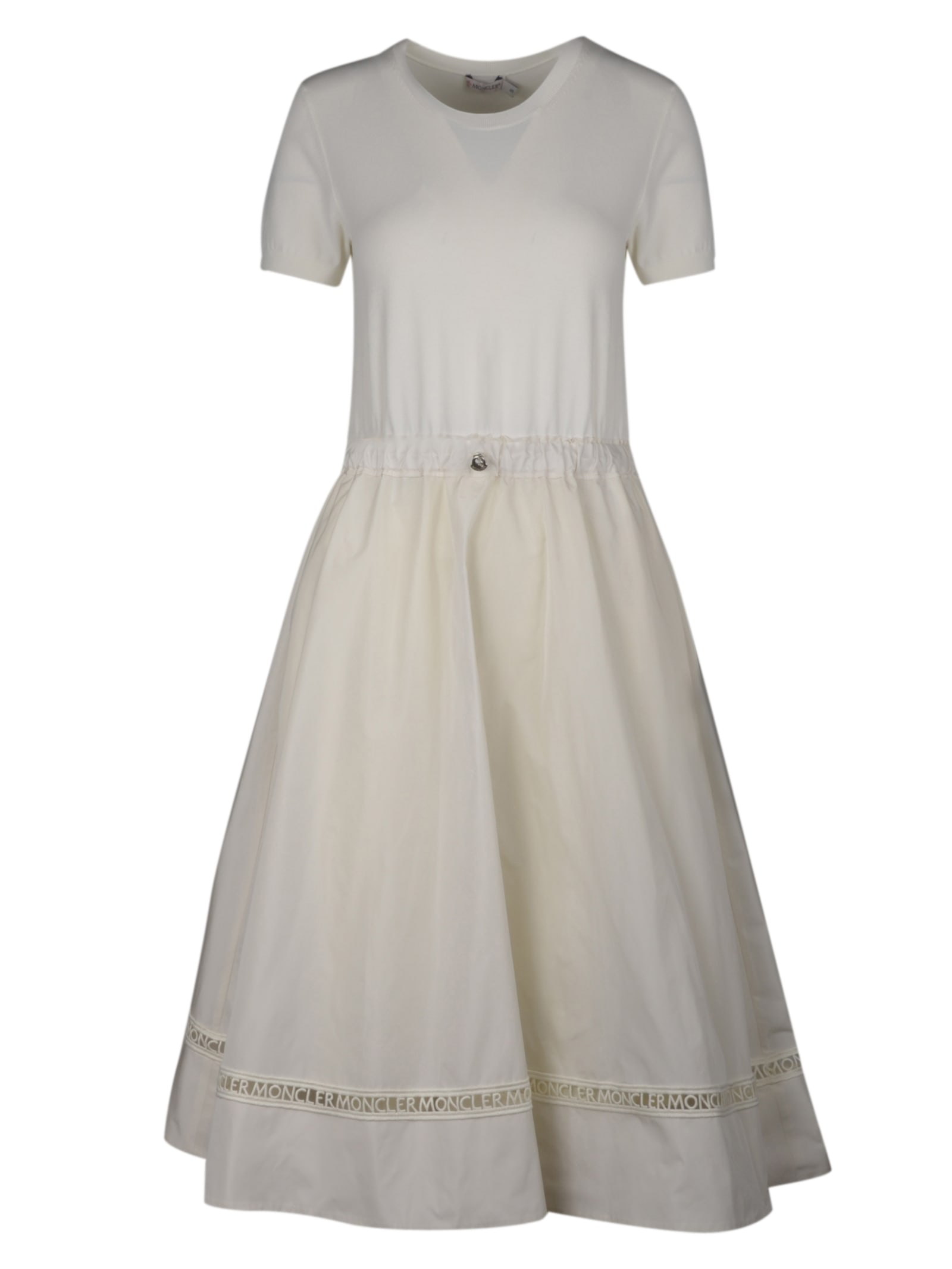 Buy Tricot Dress online, shop Moncler with free shipping