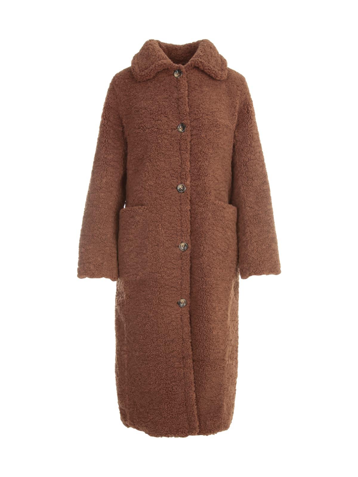 Coat W/martingala