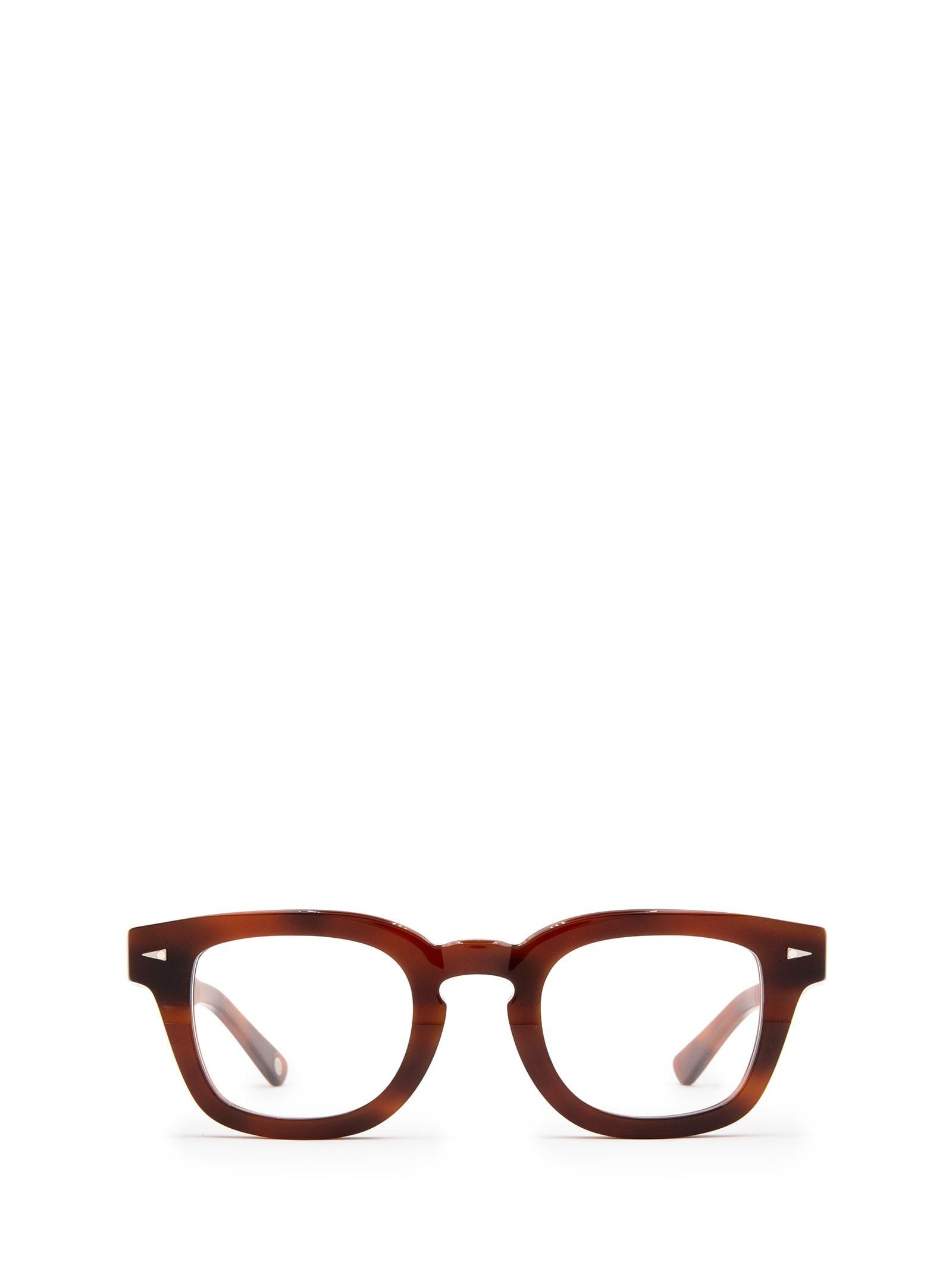 AHLEM Ahlem Champ De Mars Optic Brown Turtle Glasses
