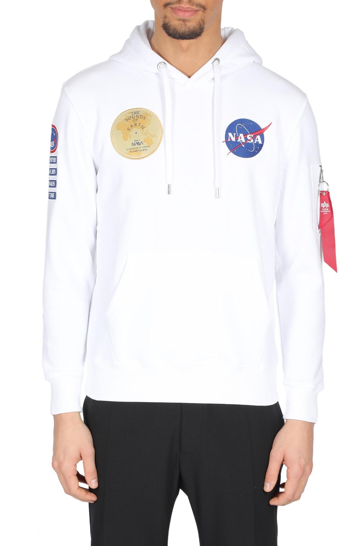 Alpha Industries NASA VOYAGER HOODY