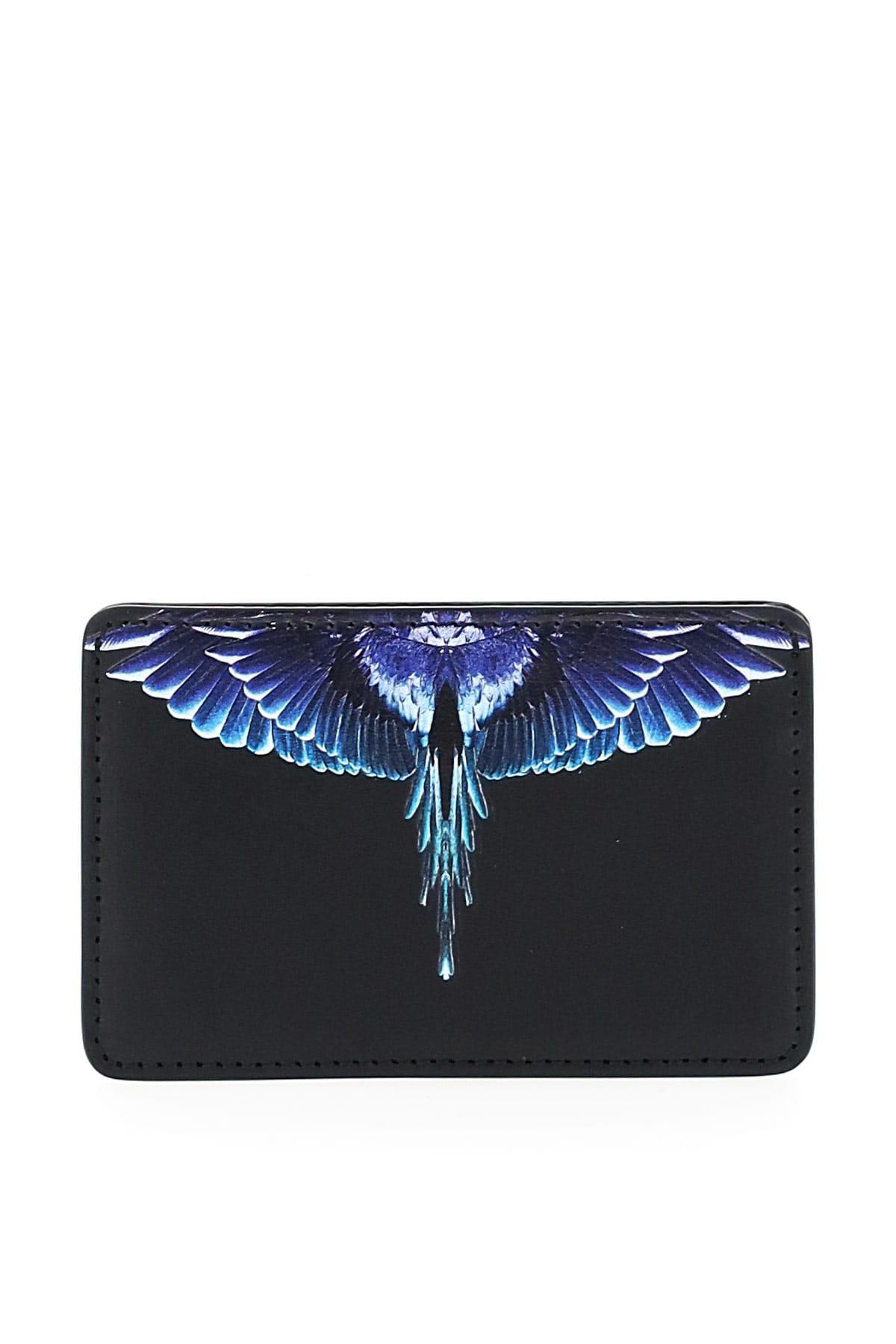 Diagonal Wings Card Holder