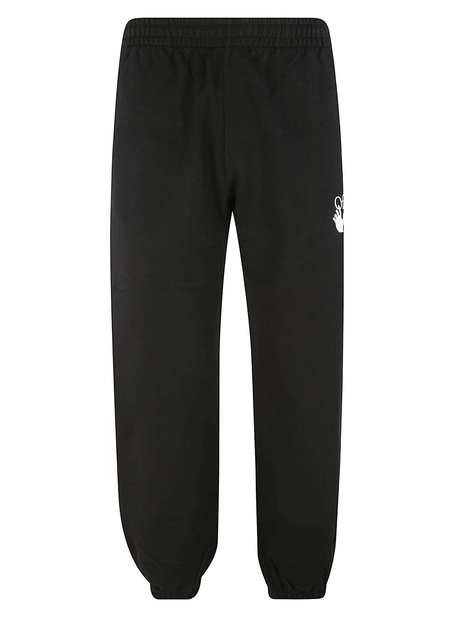 Off-White MARKER SHORTEN SWEATPANTS