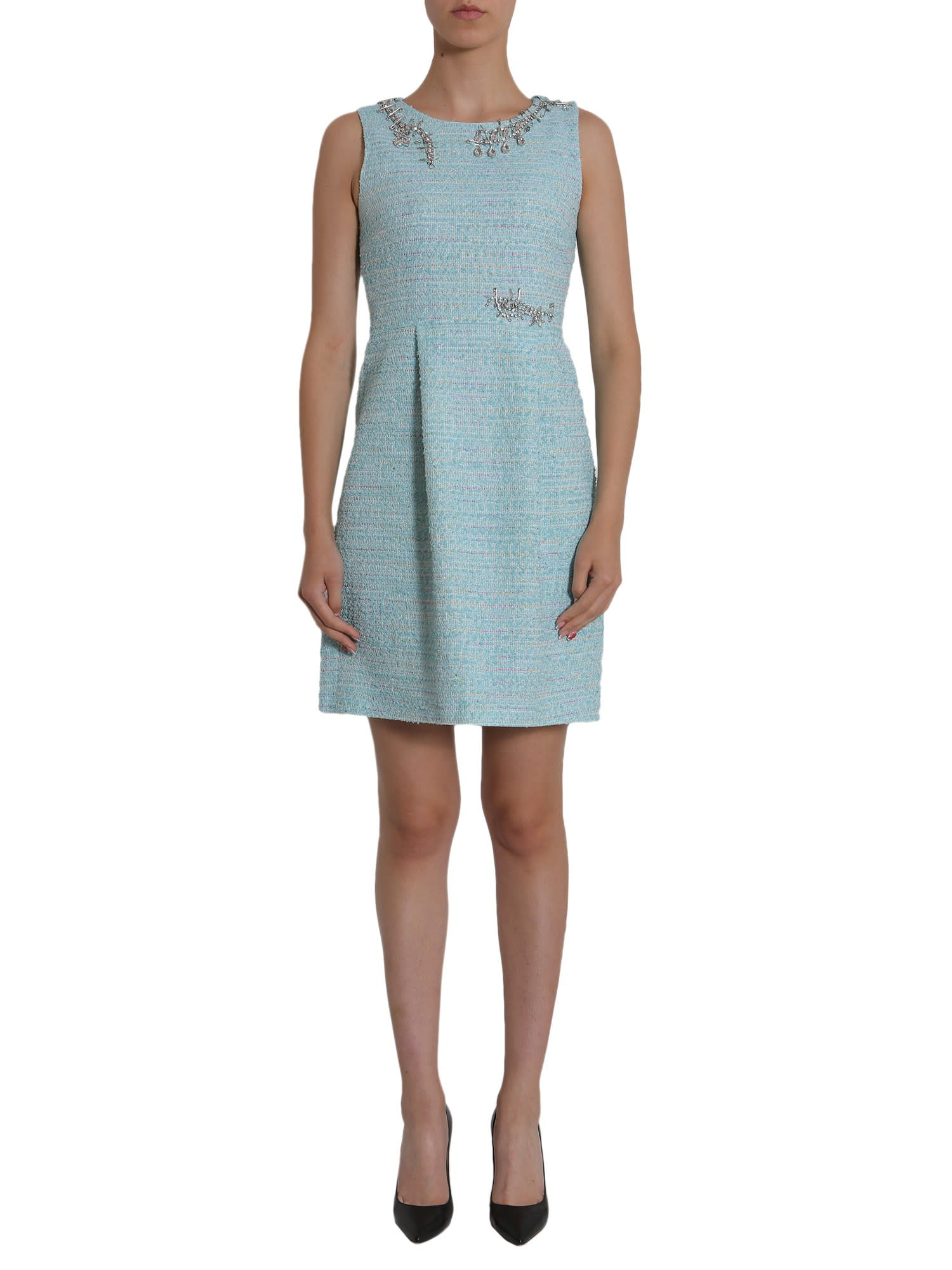 Boutique Moschino Tweed Dress