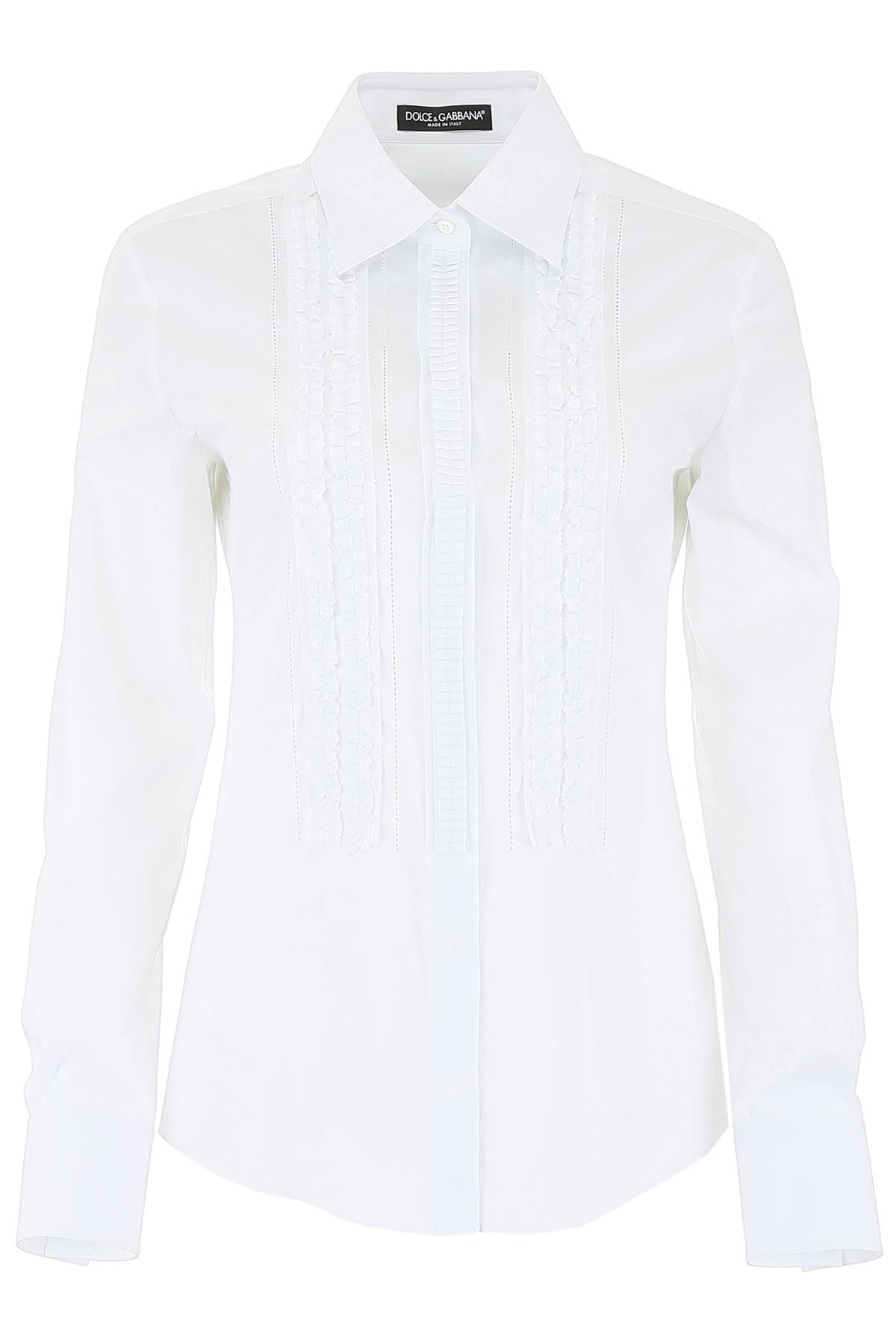 Dolce & Gabbana Frilled Shirt
