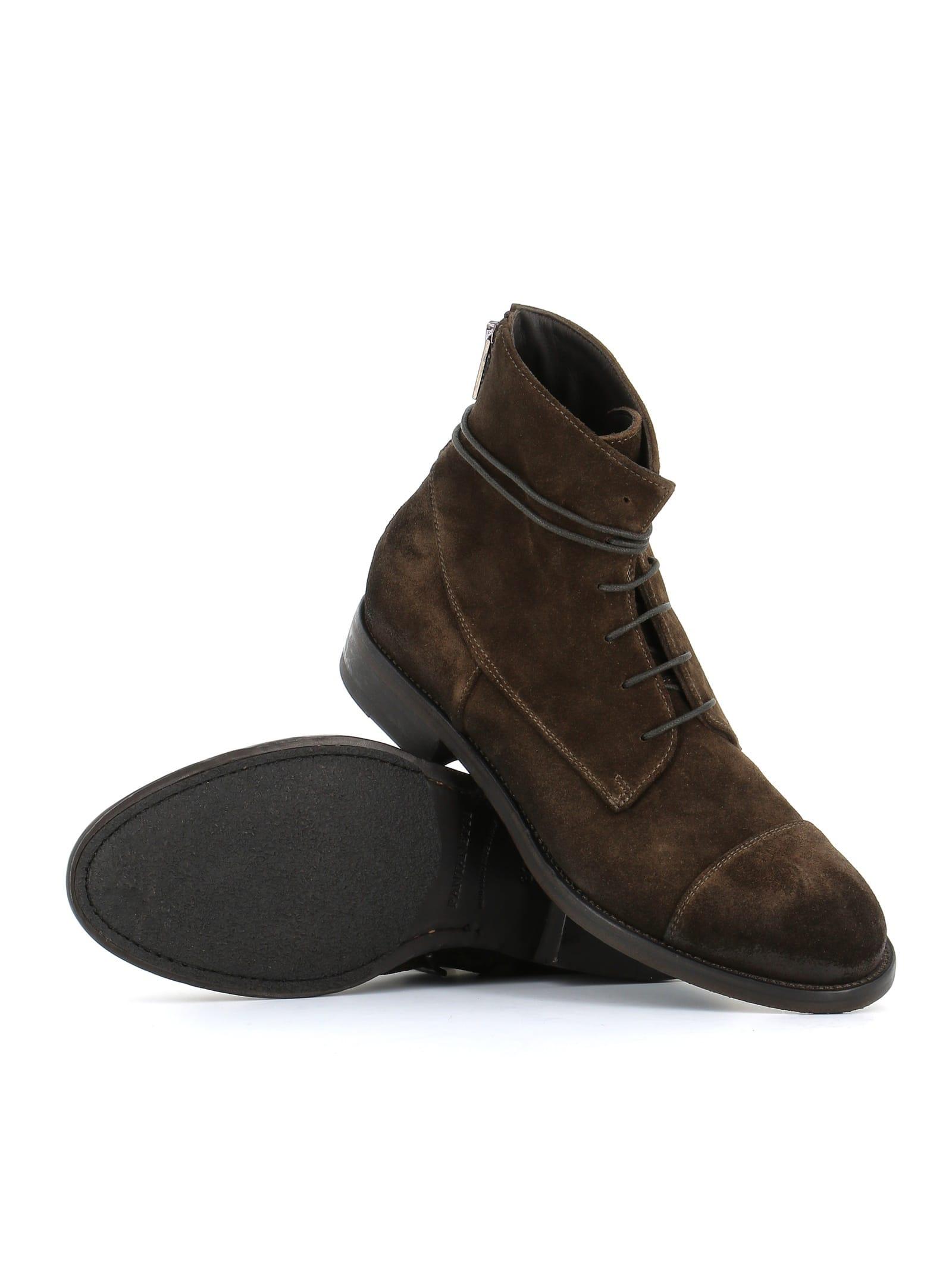 Pantanetti Pantanetti Lace-up Boot 13628b