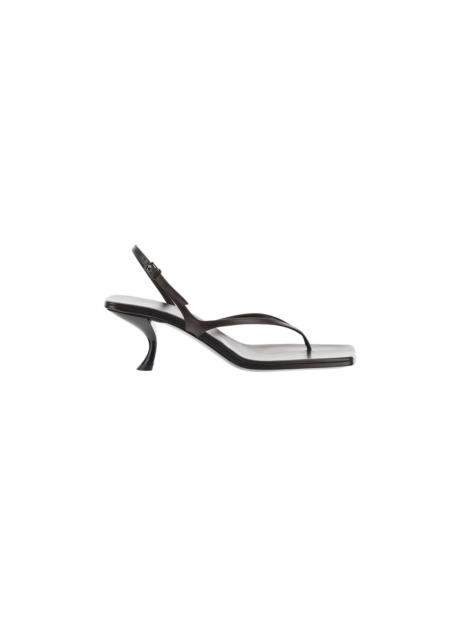 The Row Leathers CONSTANCE SANDALS