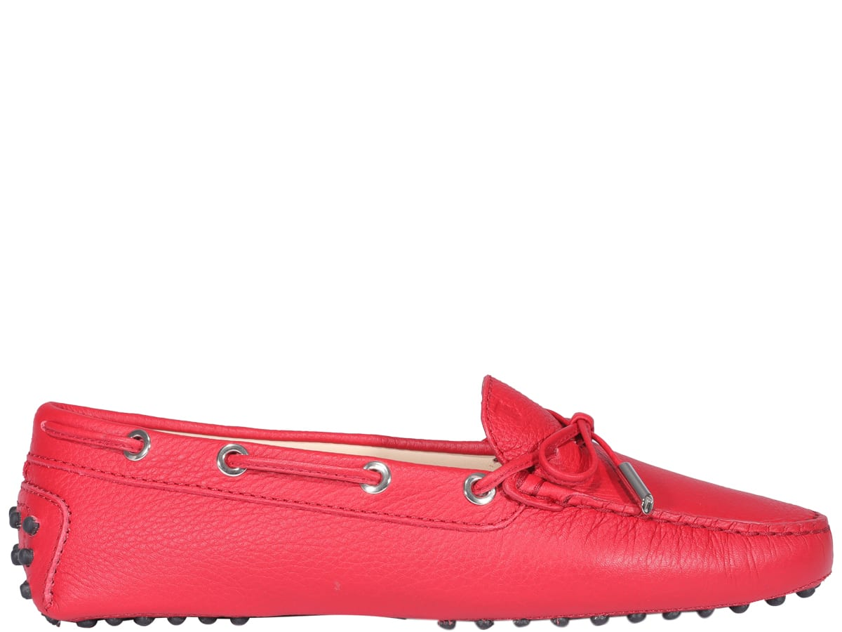 Buy Tods Gommino Loafers online, shop Tods shoes with free shipping
