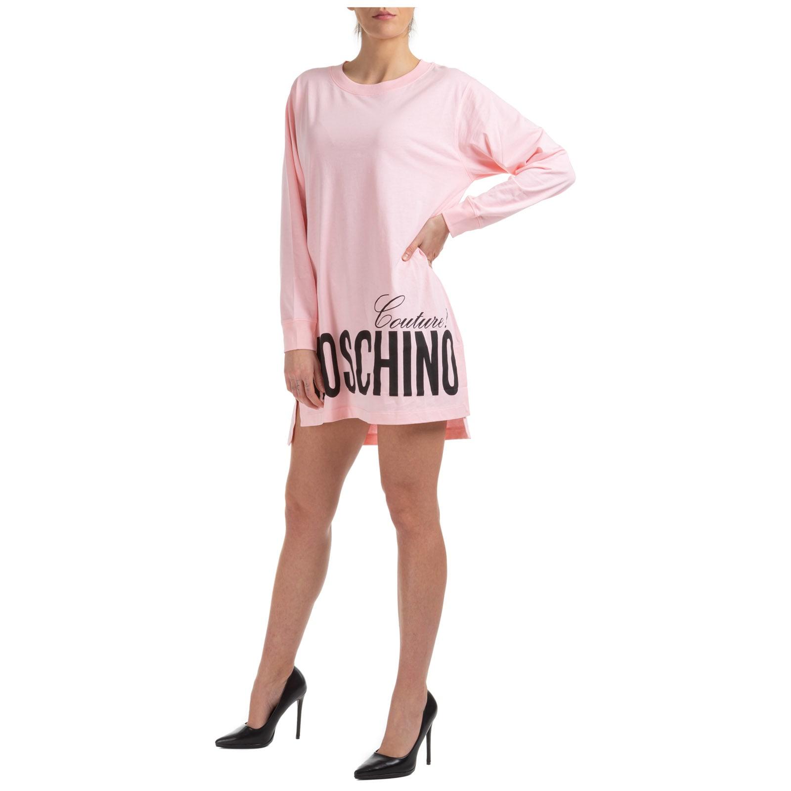 Buy Moschino Shamal Mini Dress online, shop Moschino with free shipping
